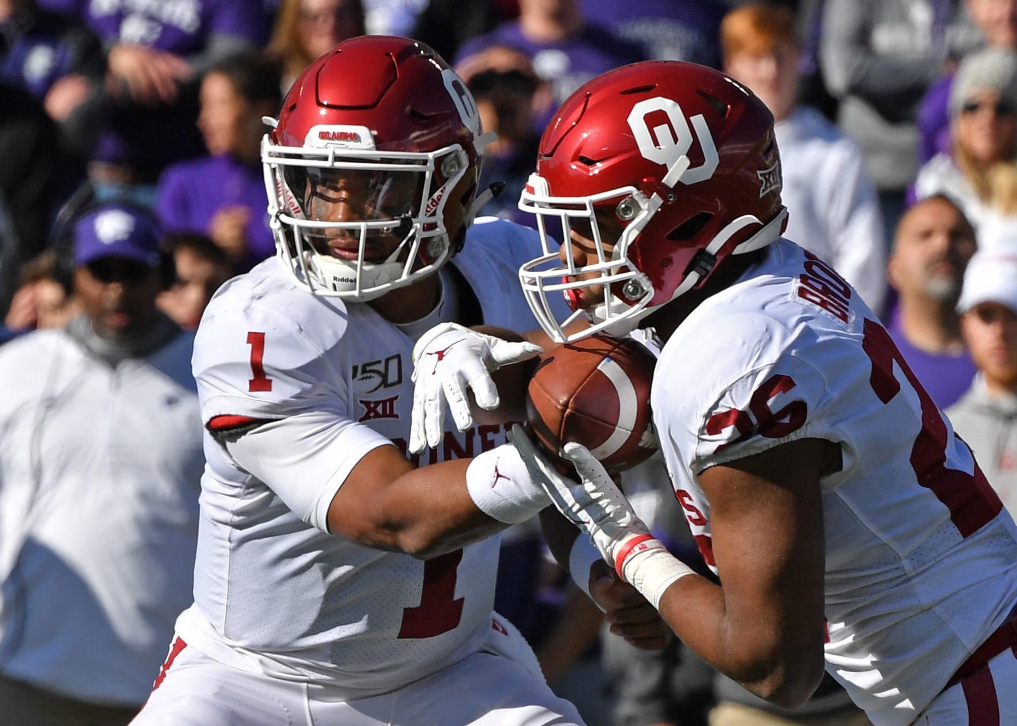 Oklahoma football: OU's 'Air Raid' belies real offensive weapon
