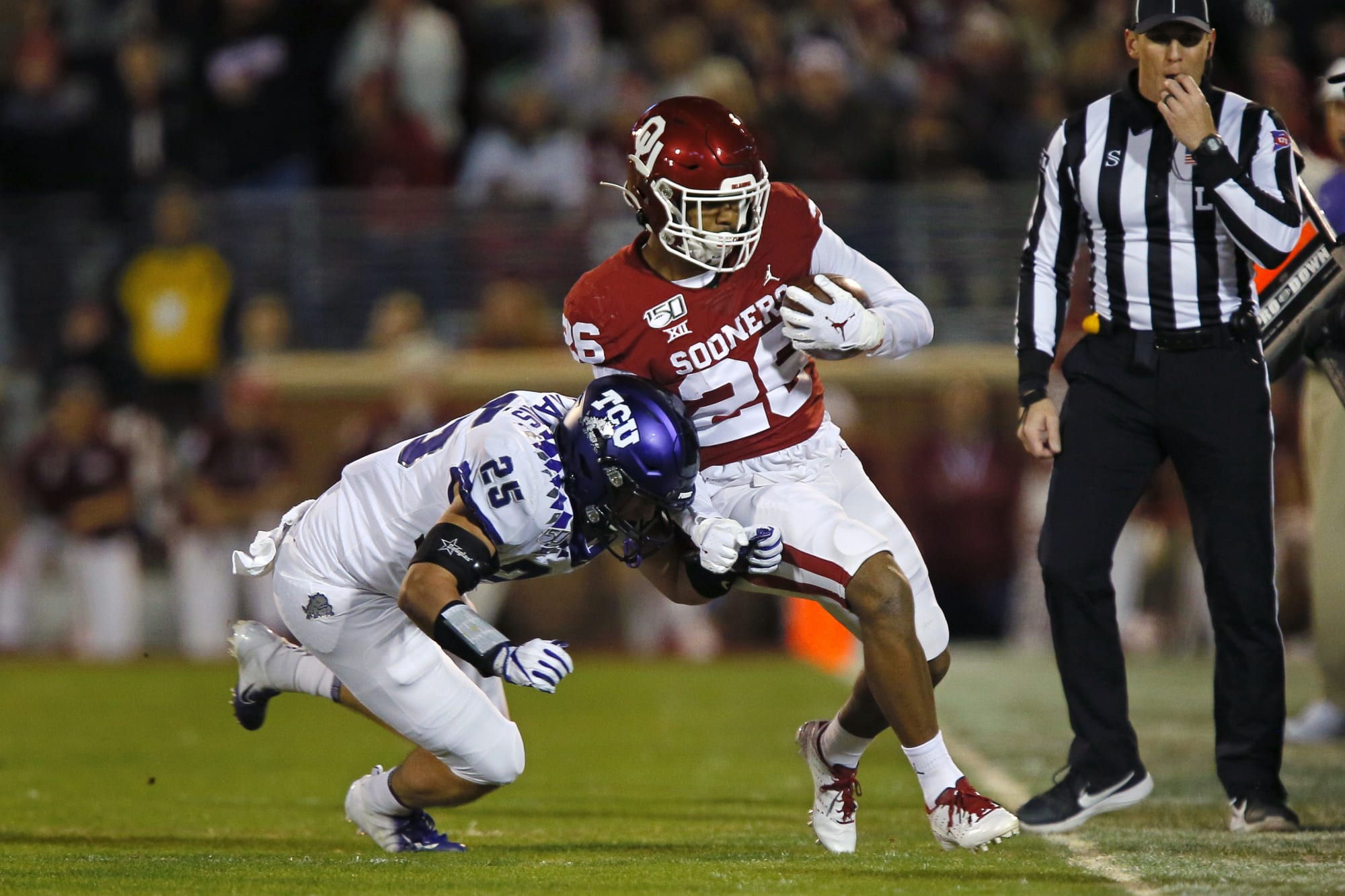Oklahoma football: Breaking down the running back position ...Oklahoma Football