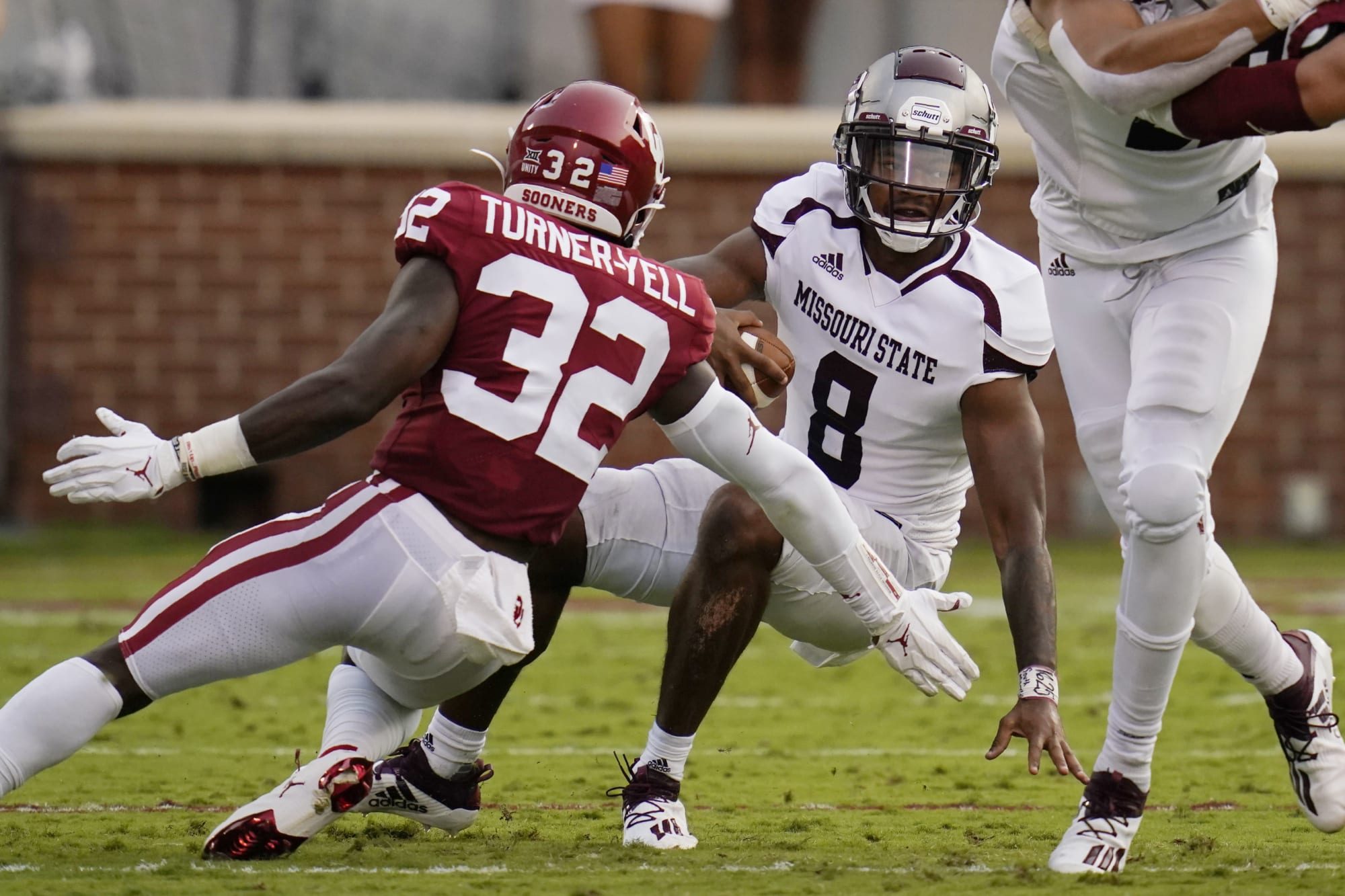 Oklahoma football: Sooner Speed-D in a 'Race to 26'
