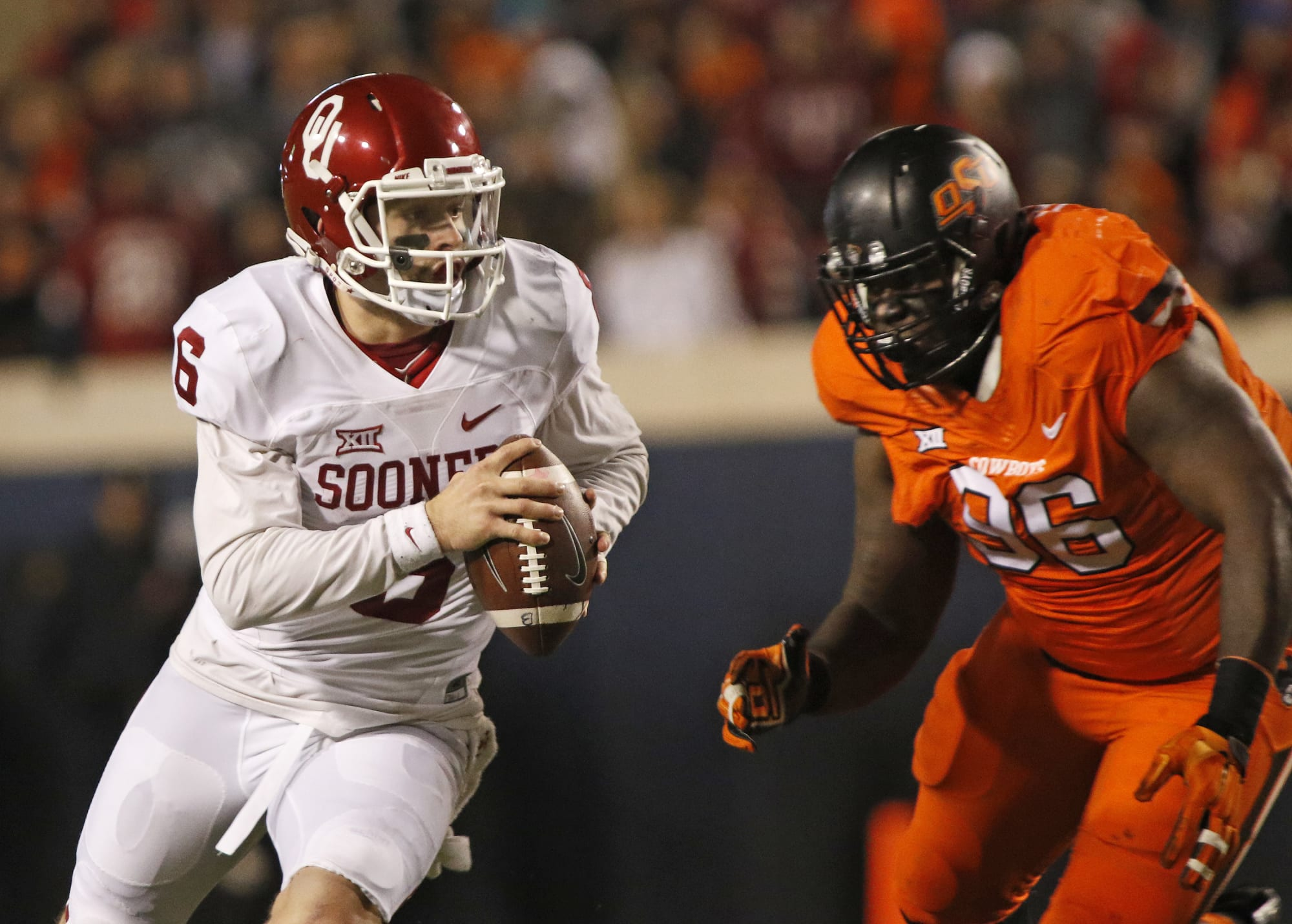 Oklahoma football: Head game another weapon for Sooners in ...