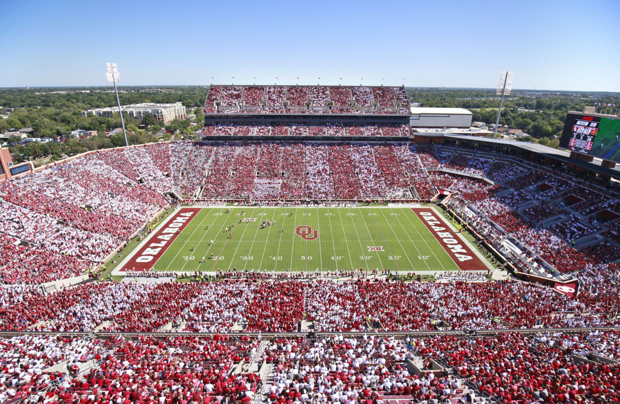 Oklahoma Football Sooners Way Too Early 2020 Forecasts Range From 5th To 8th