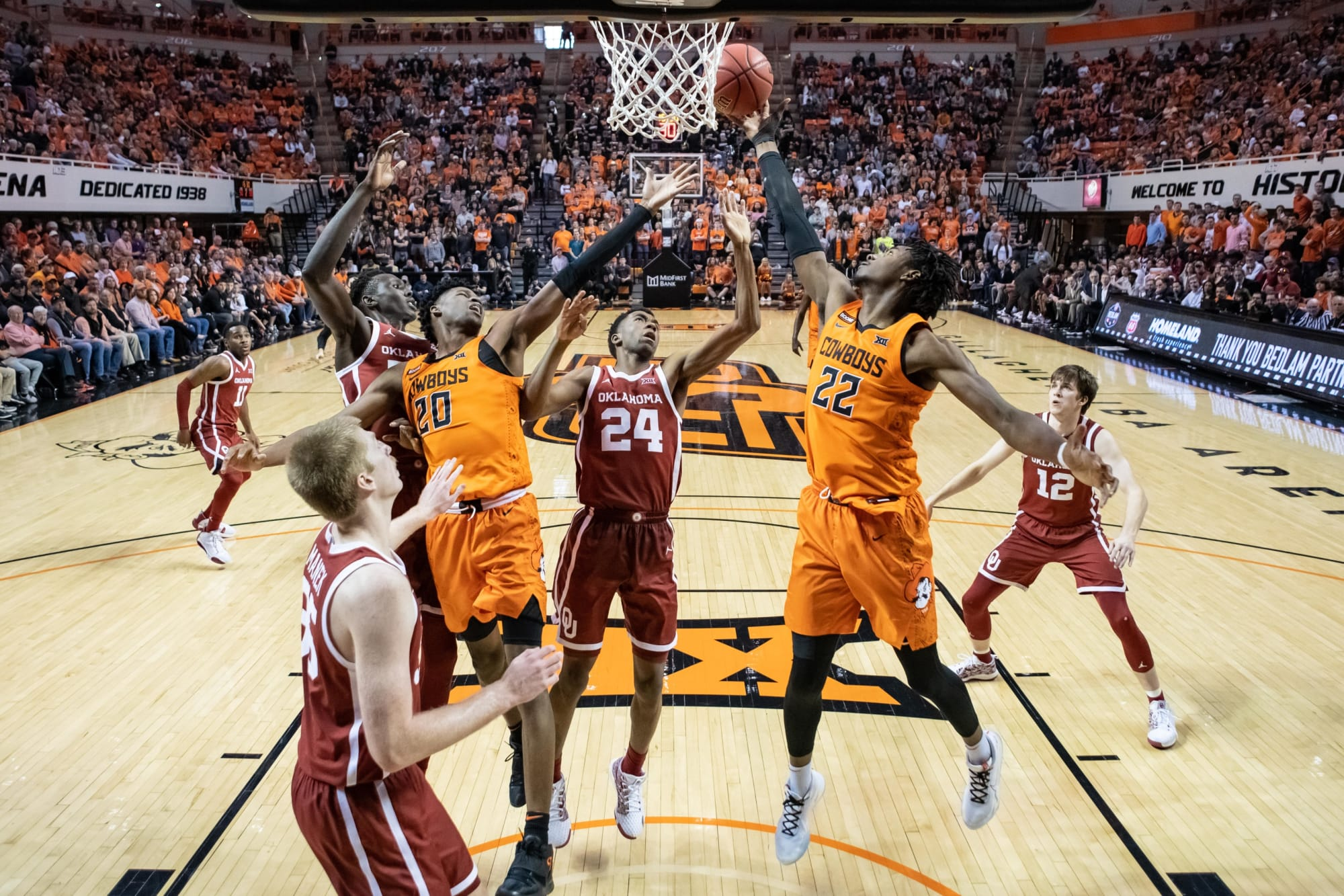 Oklahoma basketball: More than bragging rights on line in Bedlam