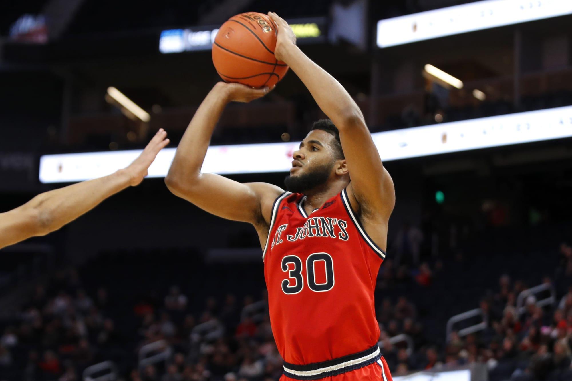 Ex-St. John's basketball standout LJ Figueroa receives eligibility waiver