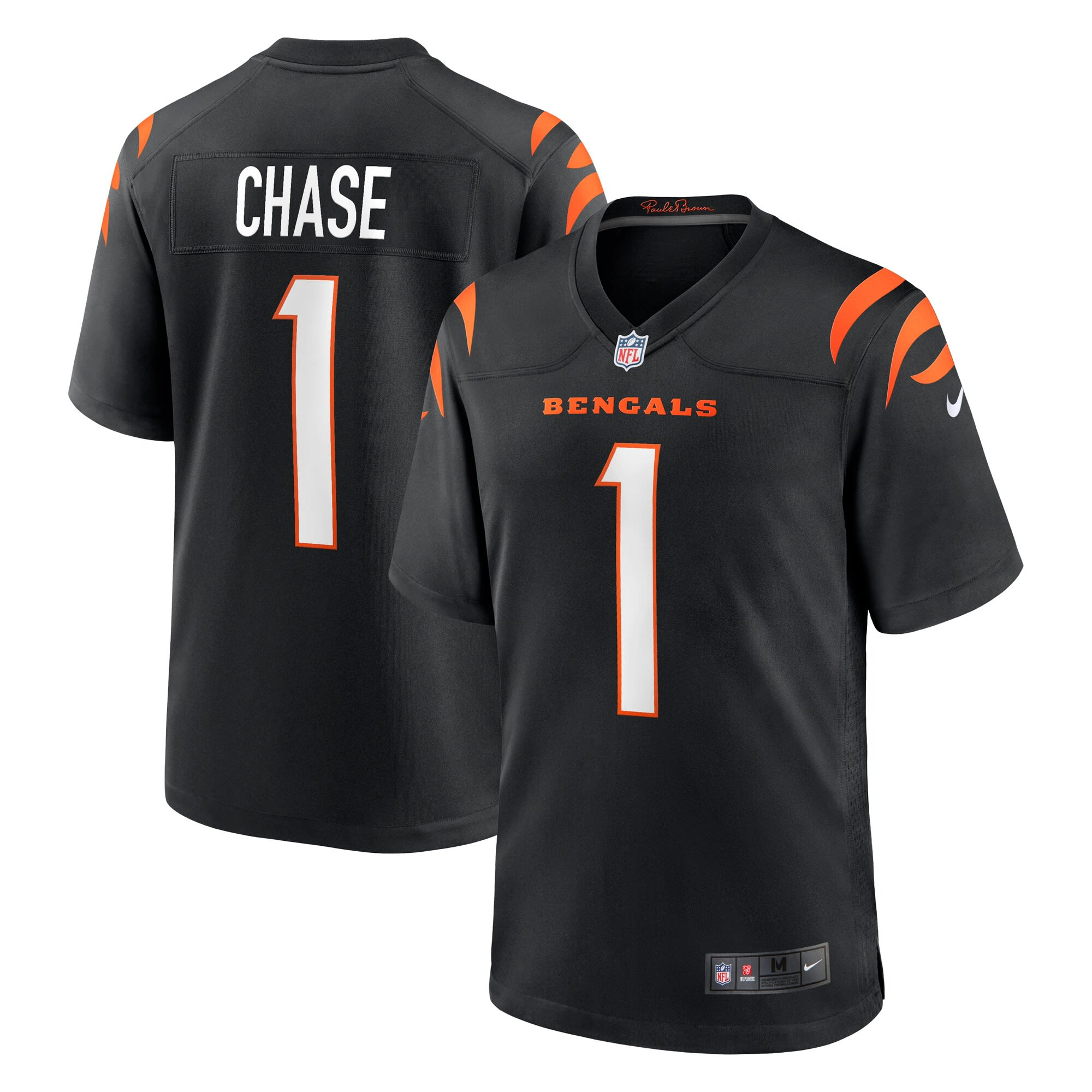 Cincinnati Bengals: Get your official Ja'Marr Chase gear now