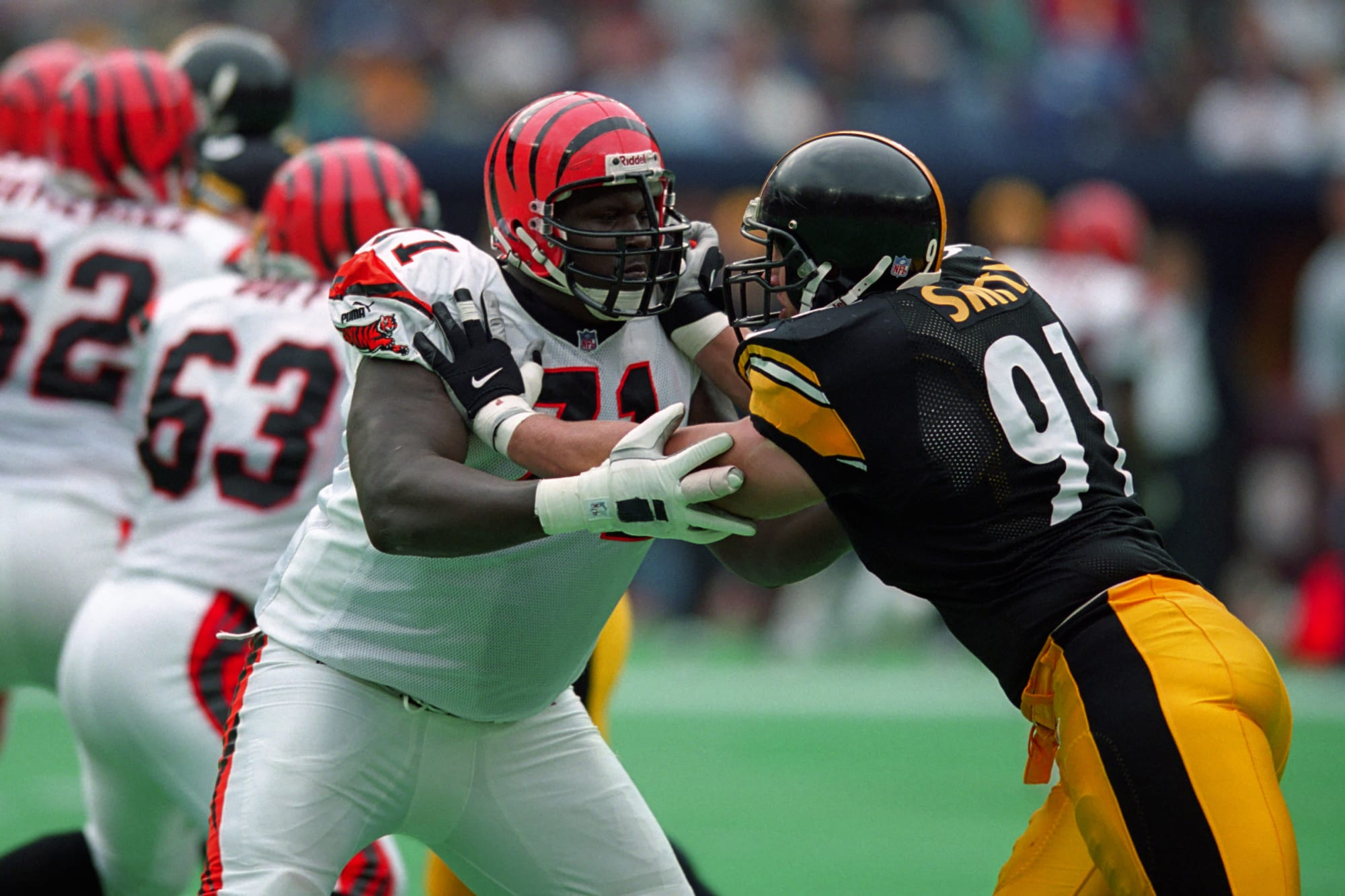 Three former players that should join the Bengals' staff