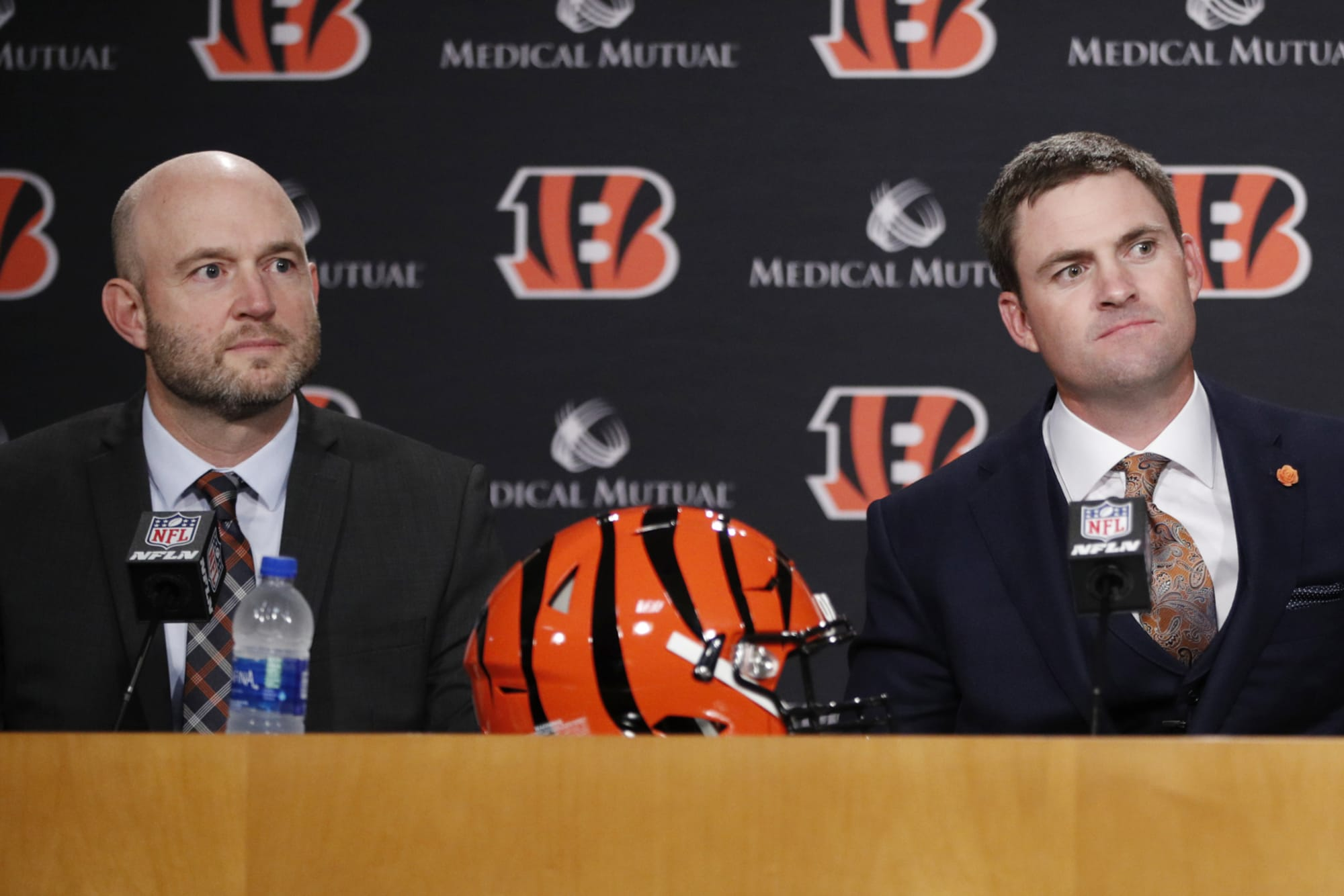 The Cincinnati Bengals' aggressive front office is here to stay