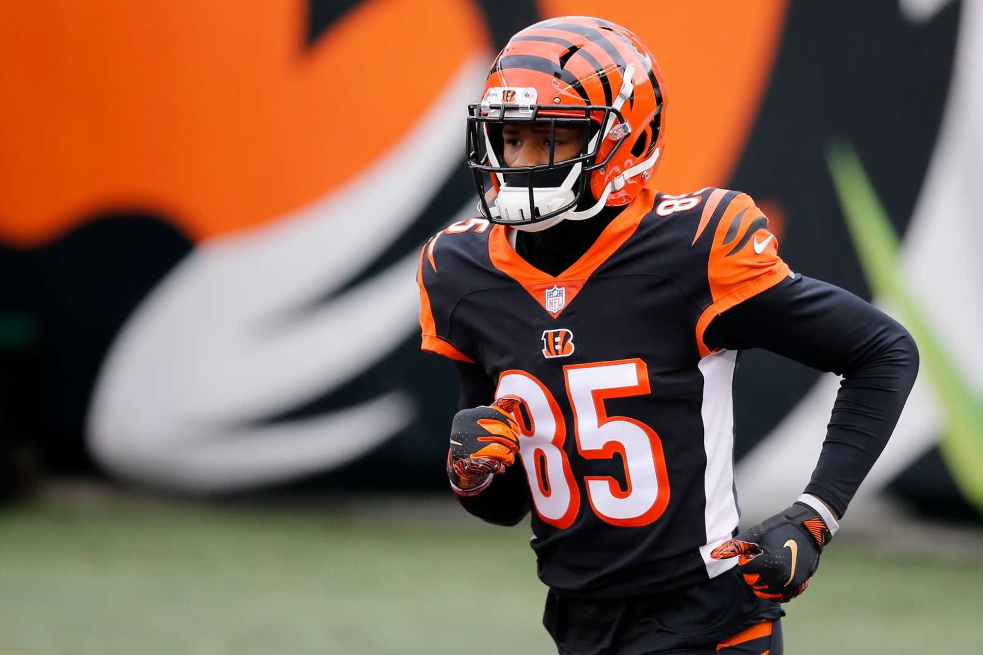 Cincinnati Bengals changing numbers and stripes