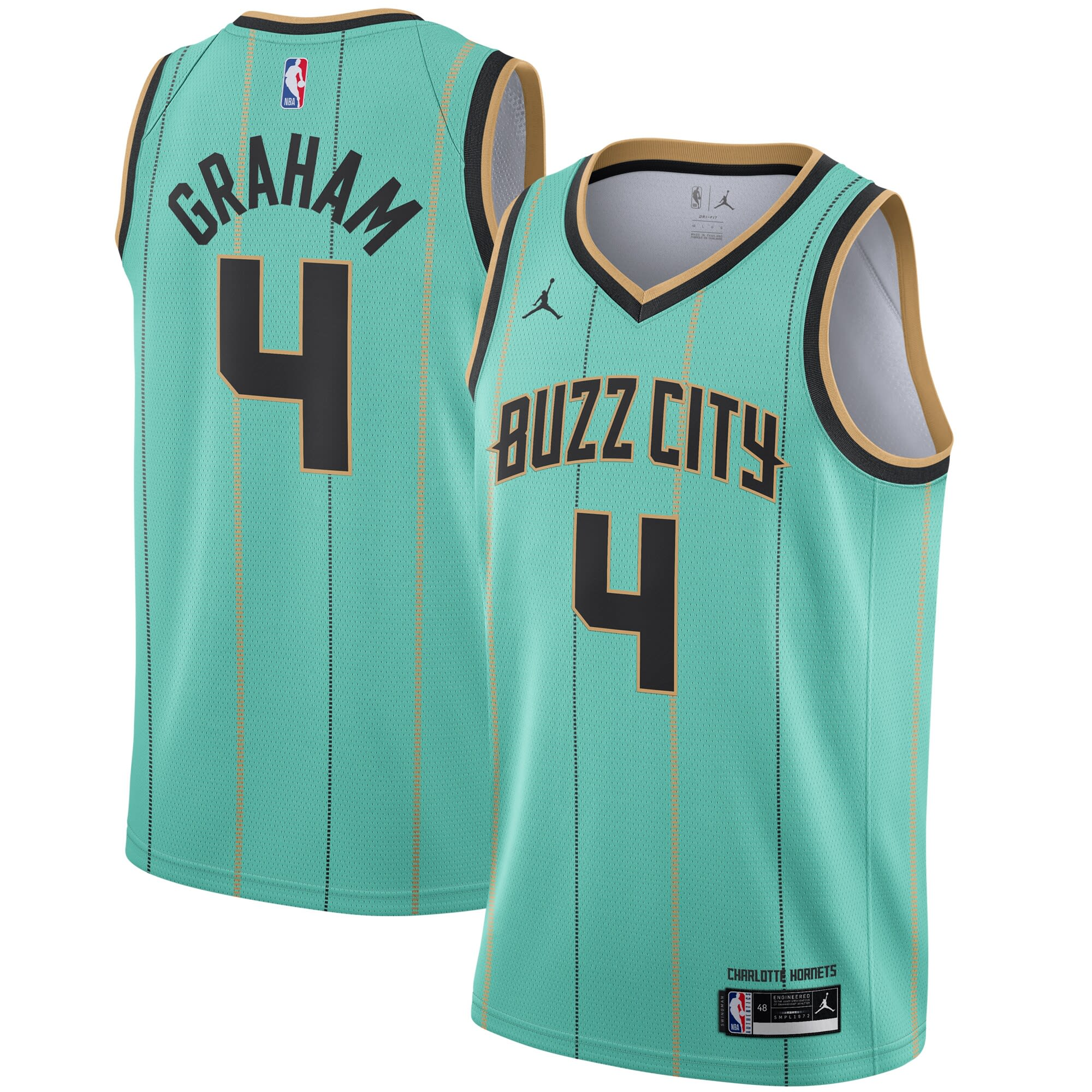 Order Your Charlotte Hornets Nike City Edition Gear Today