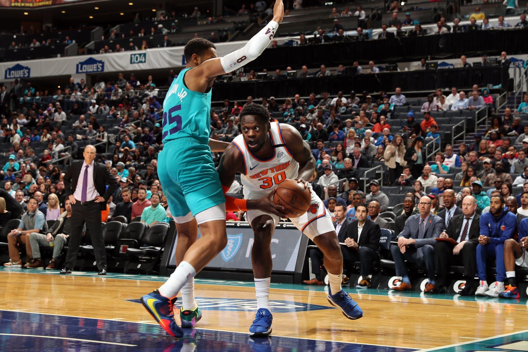 Charlotte Hornets Rumors: Knicks, Hornets discuss Julius Randle trade