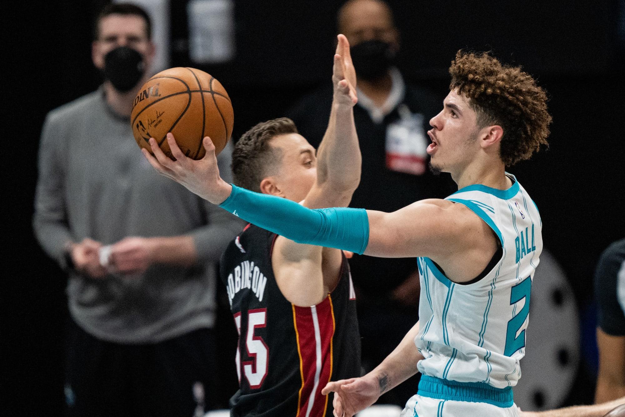 Charlotte Hornets: The next steps in LaMelo Ball's development