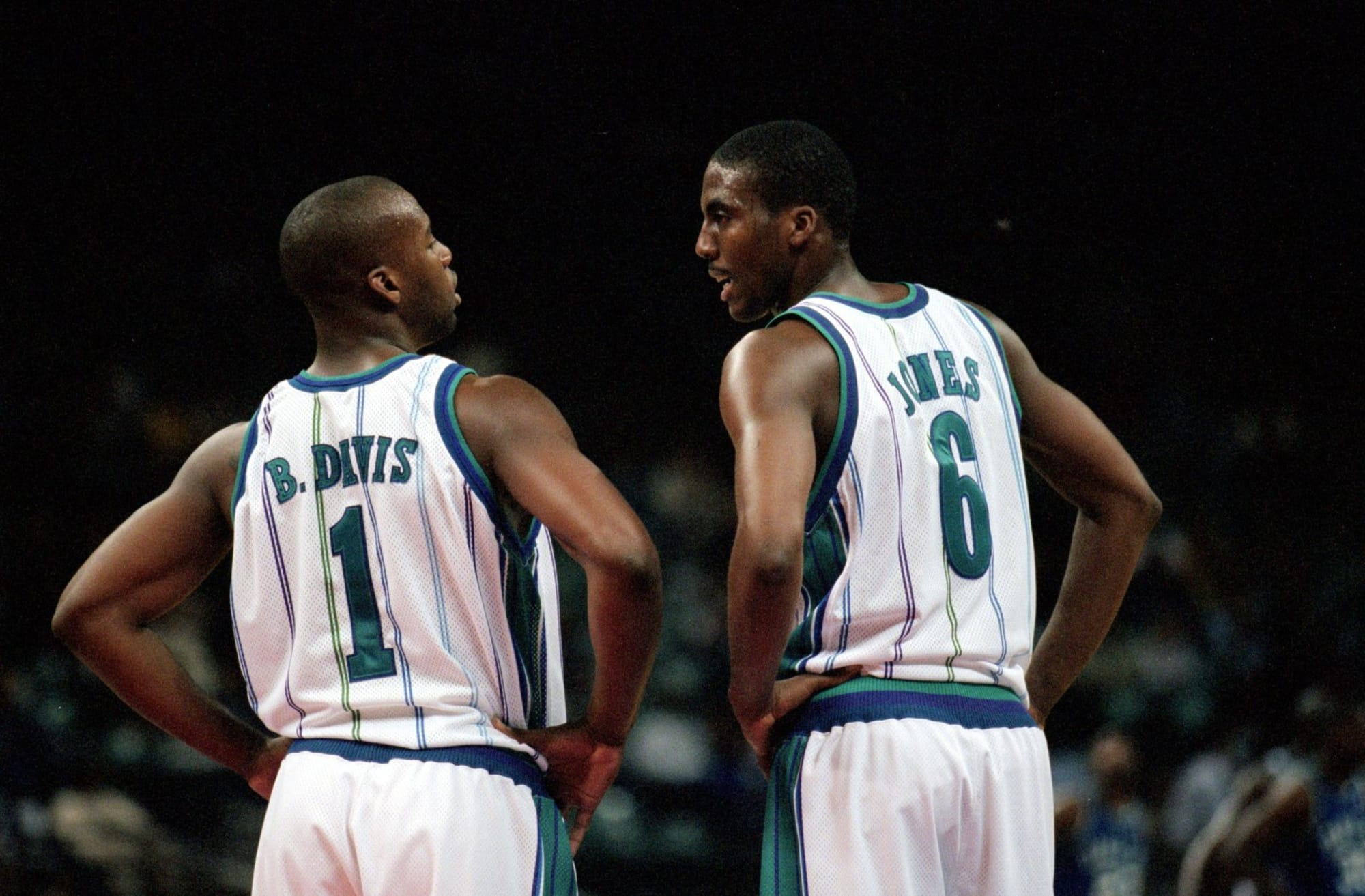 Charlotte Hornets: All-time starting five, with no teammates allowed
