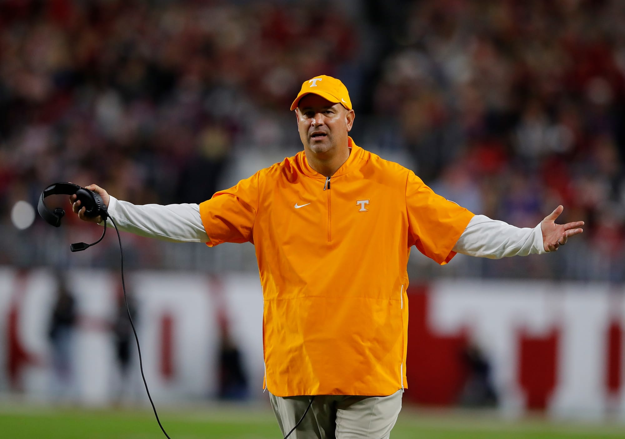 Tennessee Football: Is Jeremy Pruitt's contract extension pre-mature?