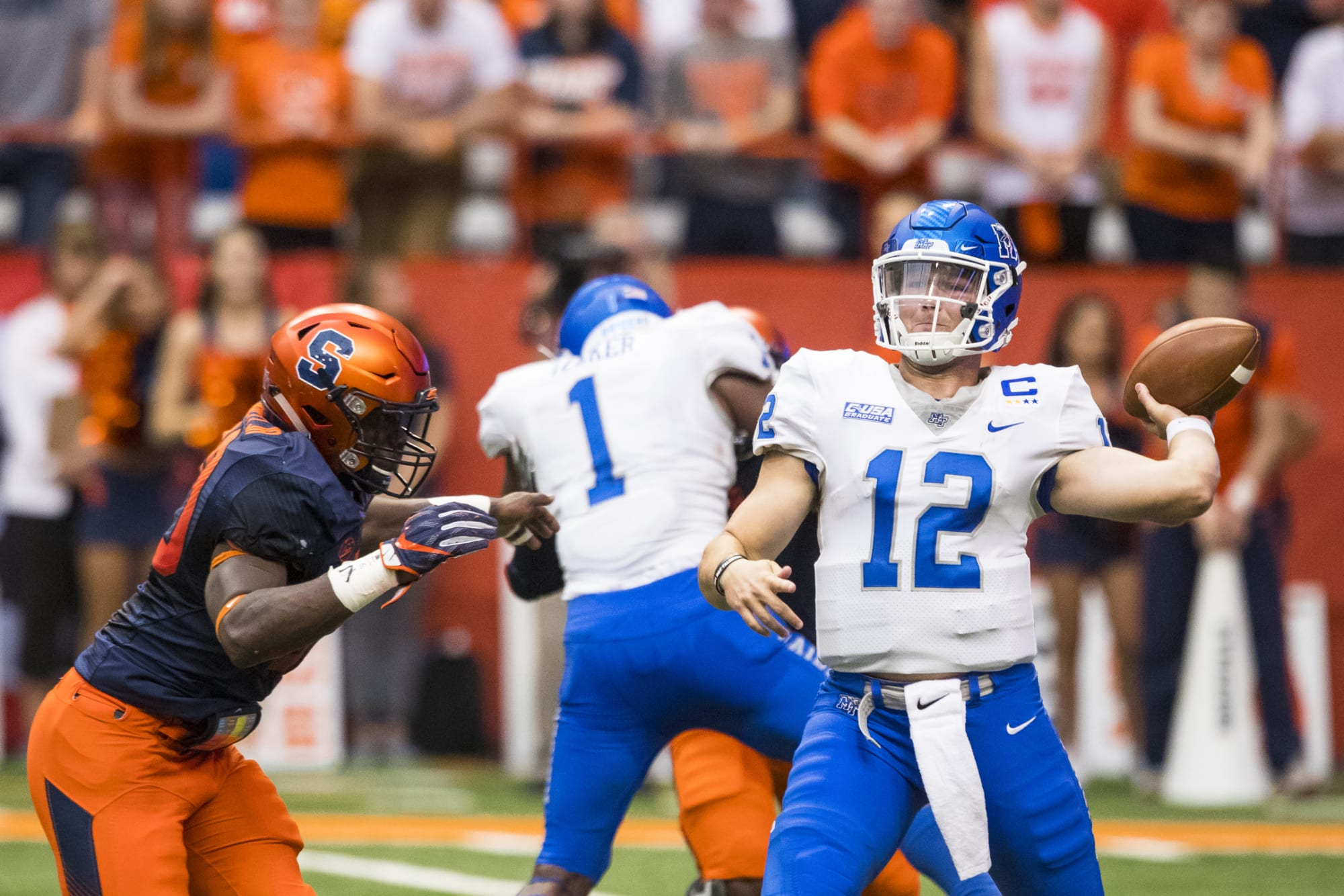 MTSU Football: Sitewide Predictions for the UTM Game