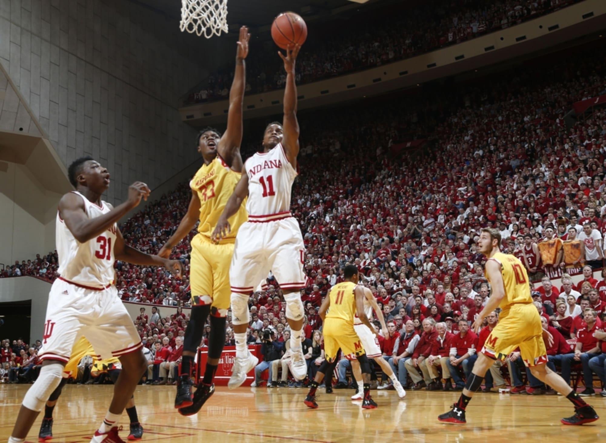 Maryland Basketball: Terps fall to Indiana