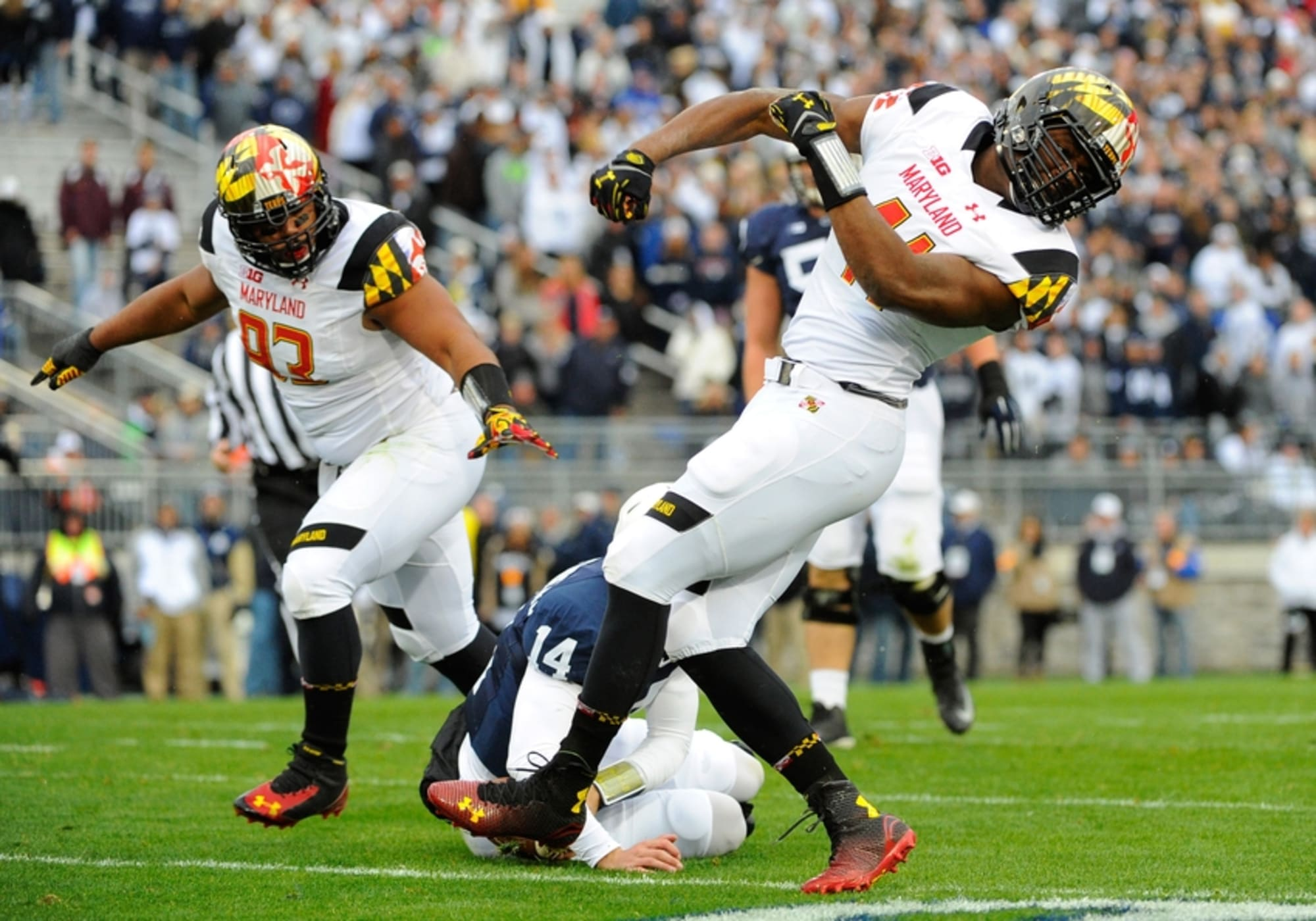Pin By Md Minhajul Mamun On Soccer Players: Maryland Football: Jesse Aniebonam Looks To Seize Opportunity