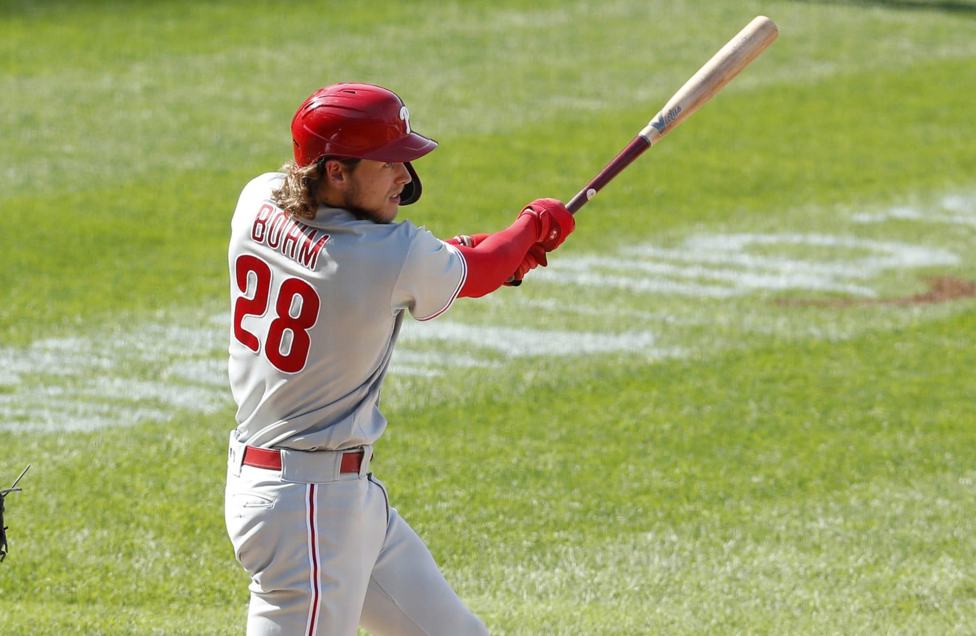Phillies: Alec Bohm recalls 'humbling' rookie season