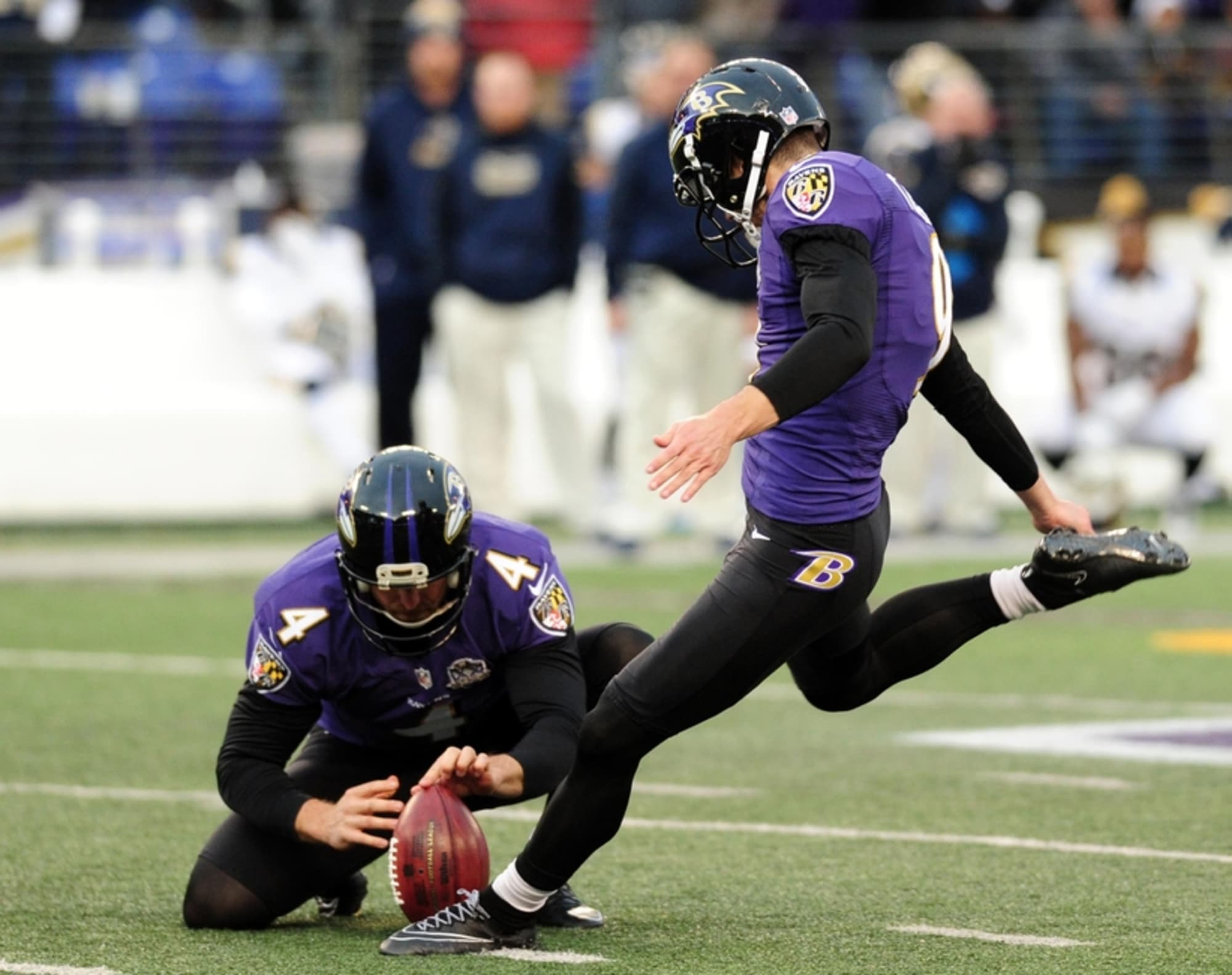Baltimore Ravens Agree To Extension With Justin Tucker