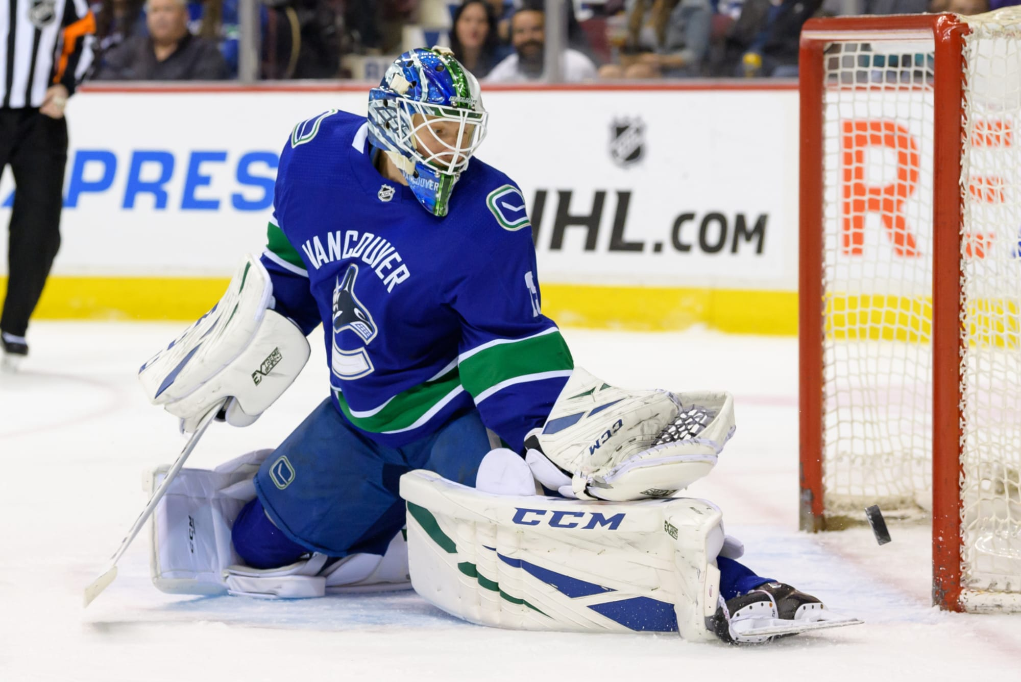 Vancouver Canucks What Does The Future Hold For Jacob Markstrom