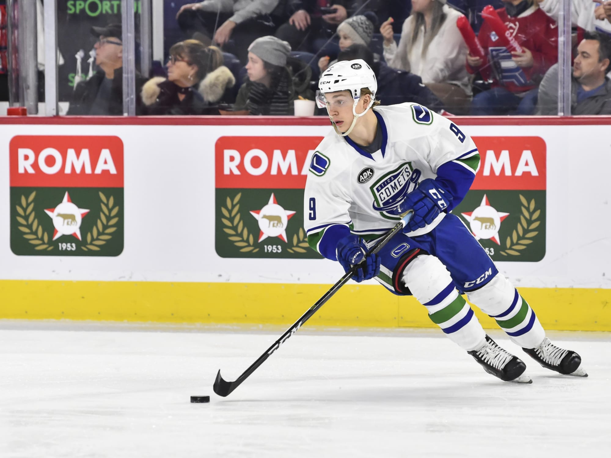 Canucks: Prospect Lukas Jacek to play in Finland next year
