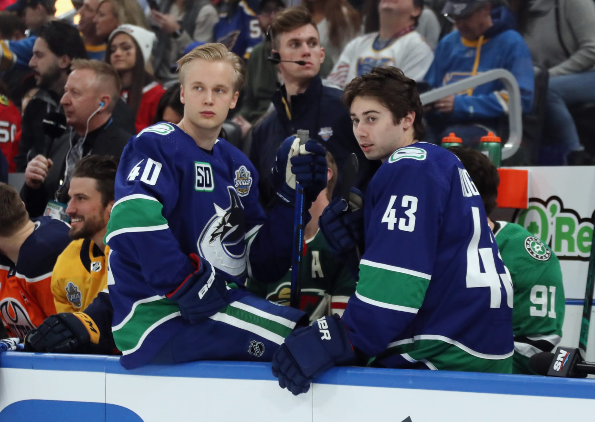 Canucks: Youth and inexperience could be an advantage
