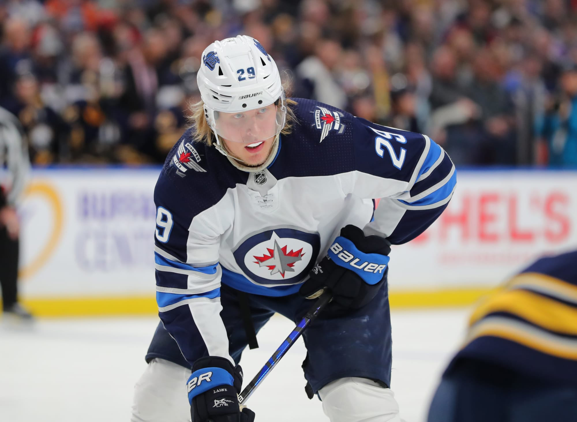 Should the Canucks try to trade for Jets star Patrik Laine?