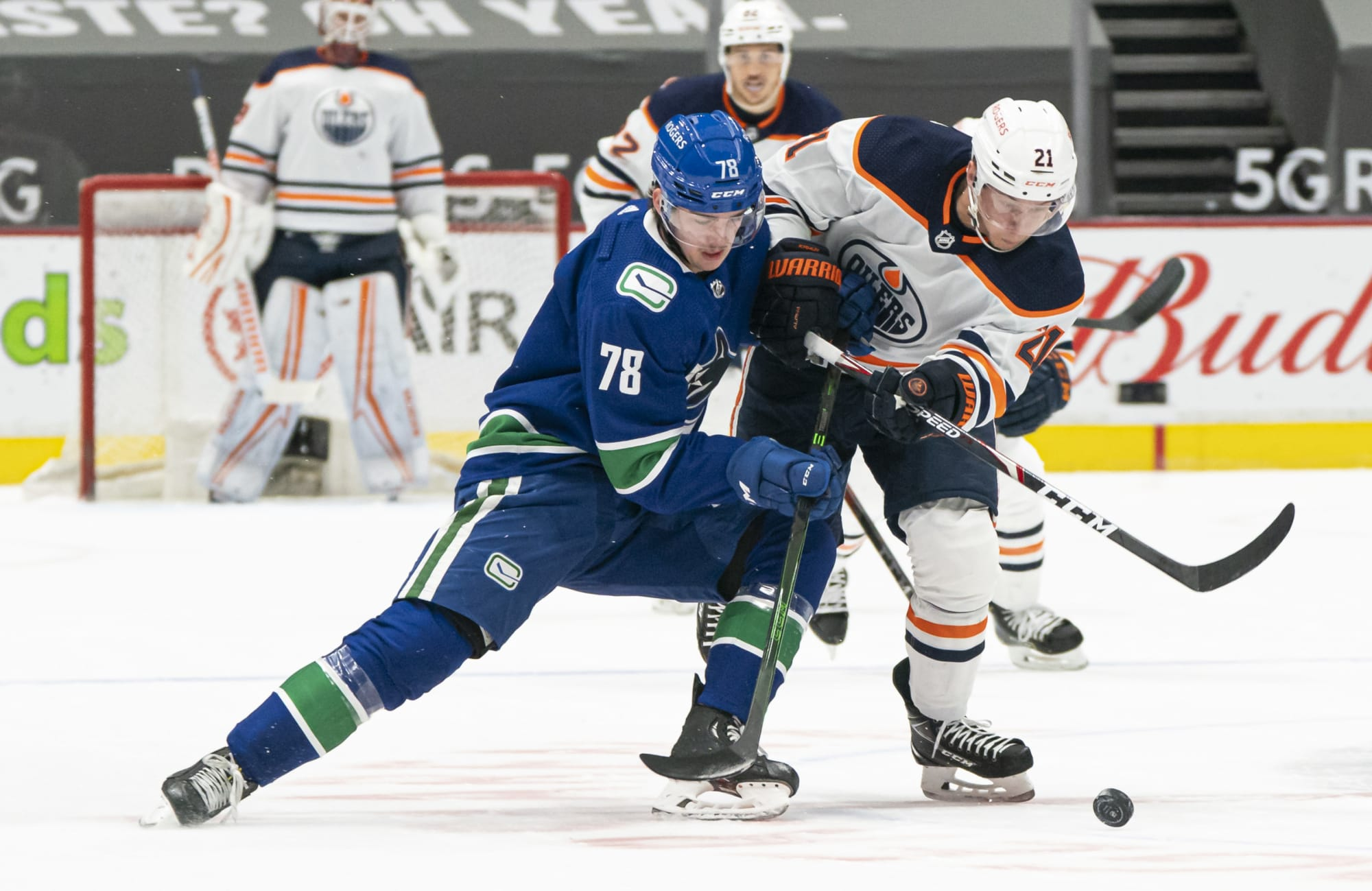 Canucks: 3 takeaways from the 4-1 loss to the Edmonton Oilers
