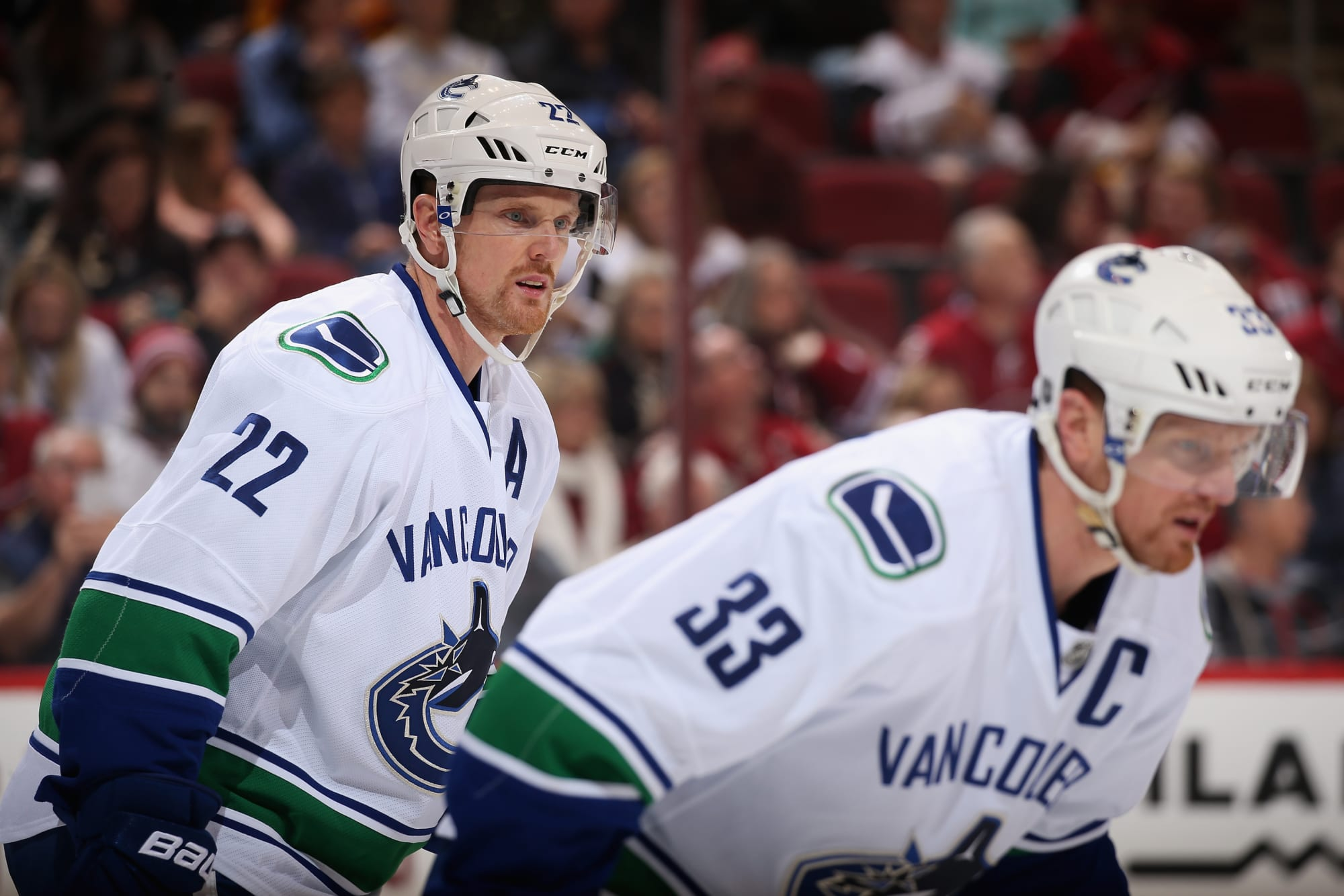 Canucks: Sedin twins named special advisors to the general manager