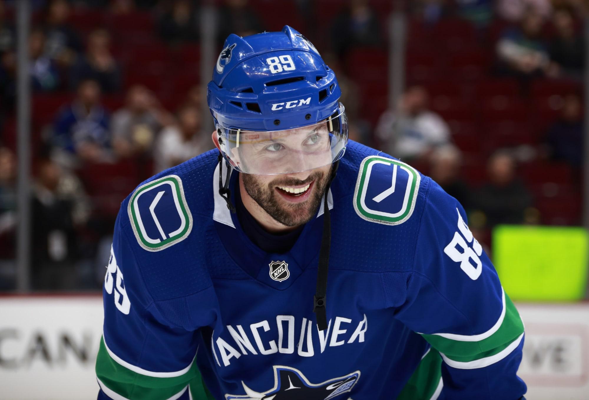 Vancouver Canucks Trade Sam Gagner In Exchange For Ryan Spooner