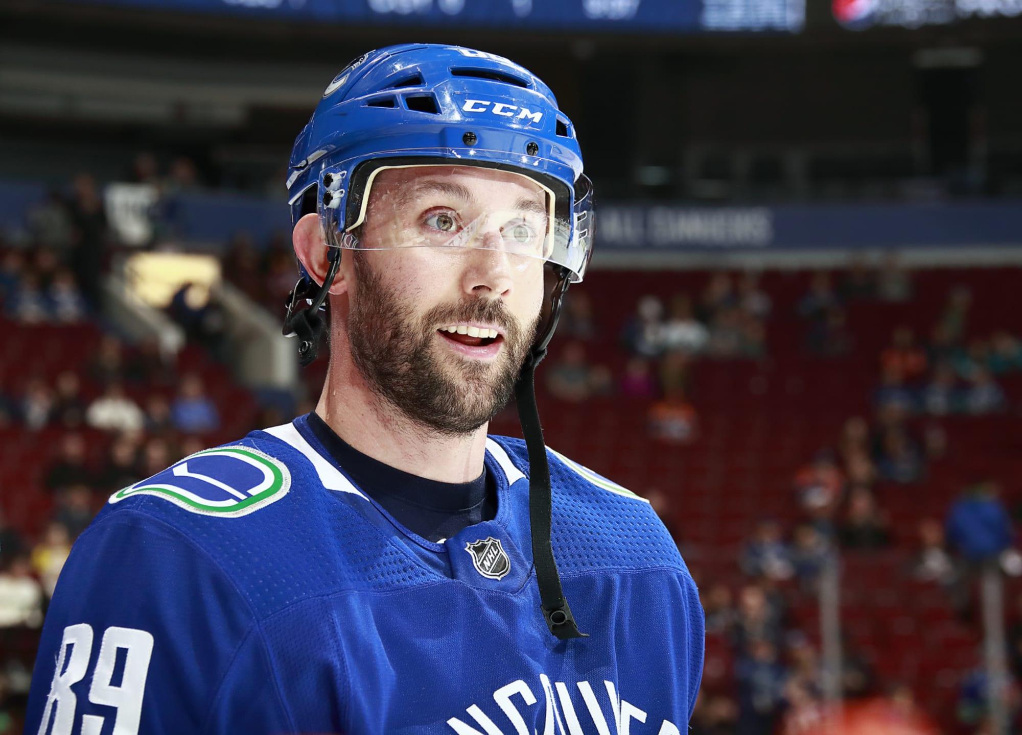 Vancouver Canucks Sam Gagner Preparing For Leadership Role