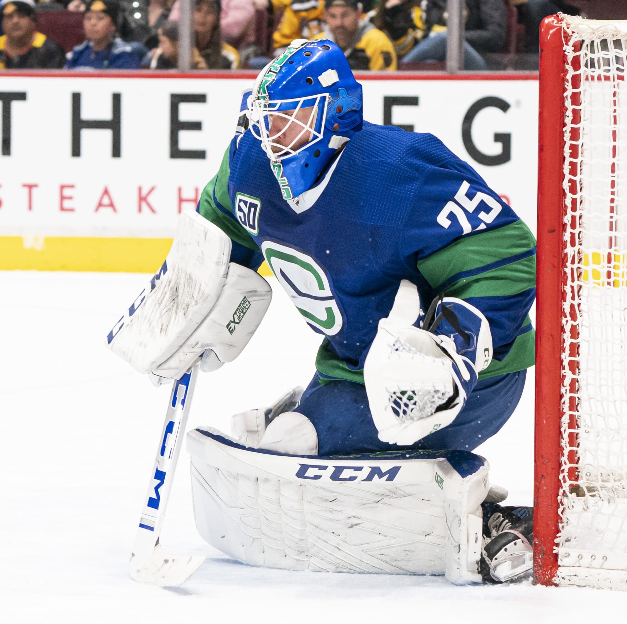 Canucks 2020 off-season trade candidates: Jacob Markstrom