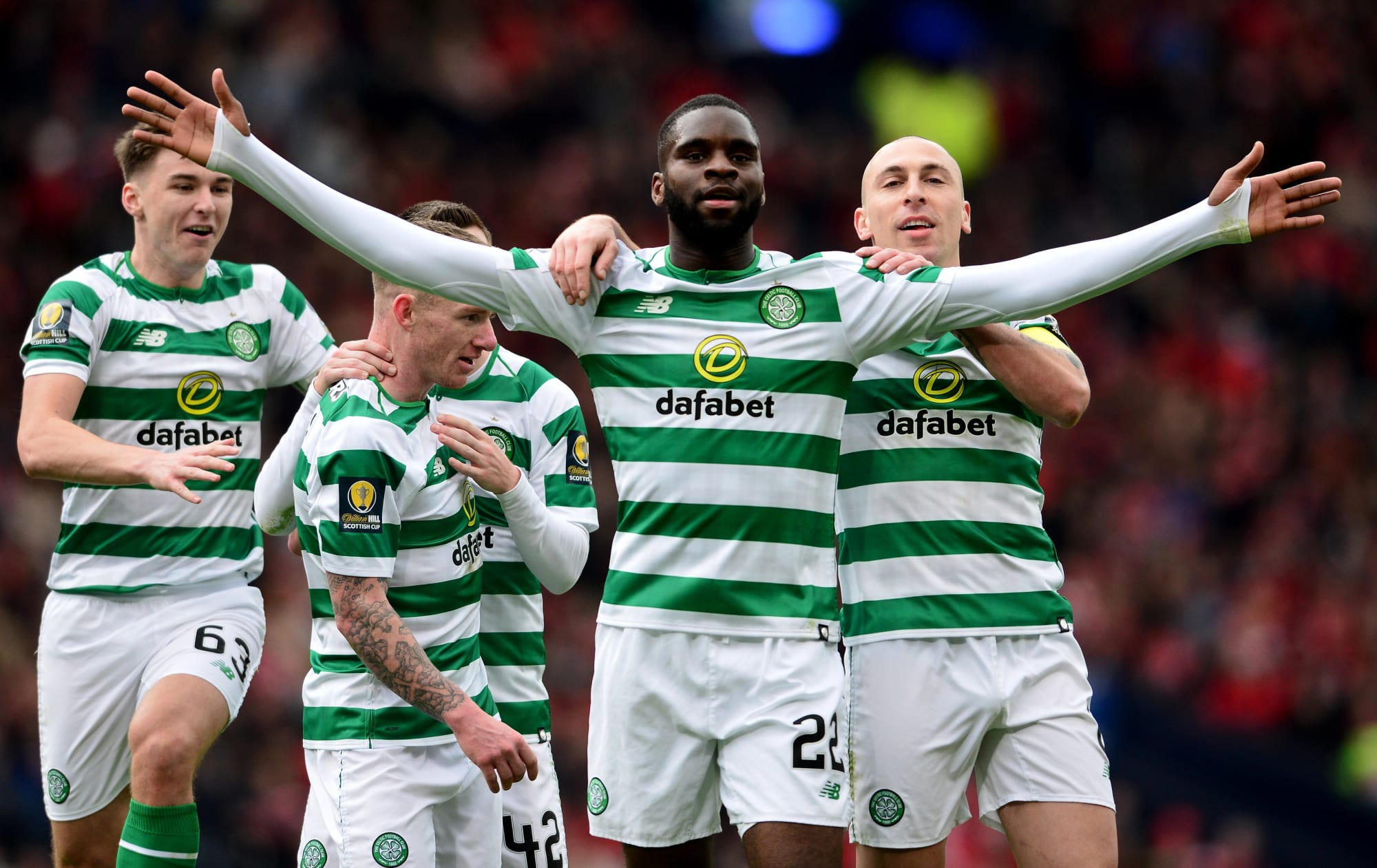 Celtic name transfer price they'd let Edouard leave for