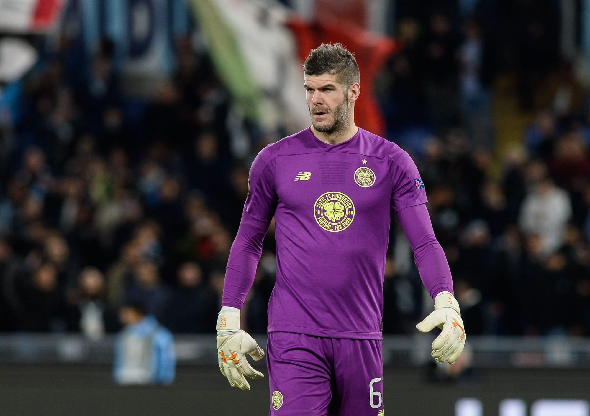 Fraser Forster reveals why he didn't return to Celtic