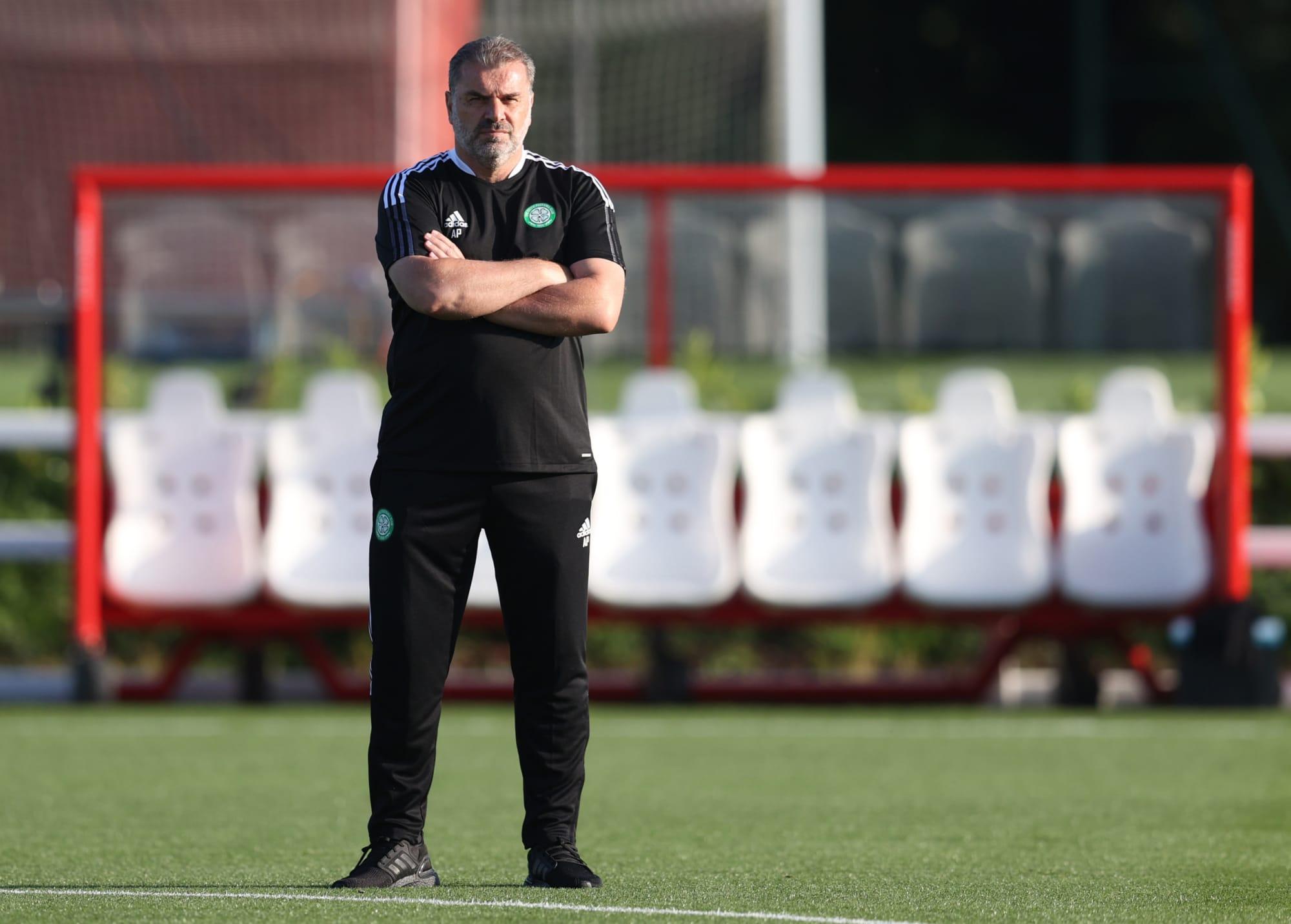 Ange Postecoglou explains Celtic duo's absence vs West Ham United