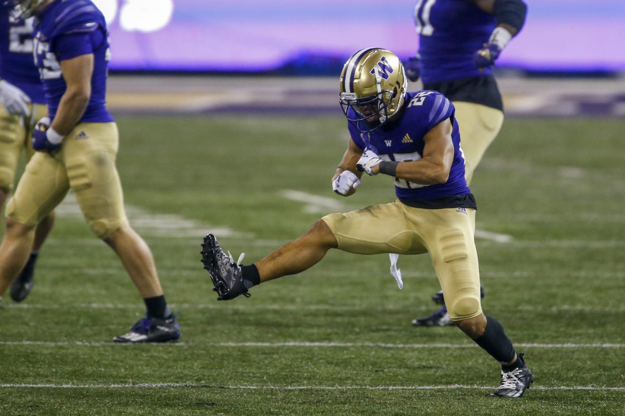 Does Washington football have a shot at Nevada's #1 DB?