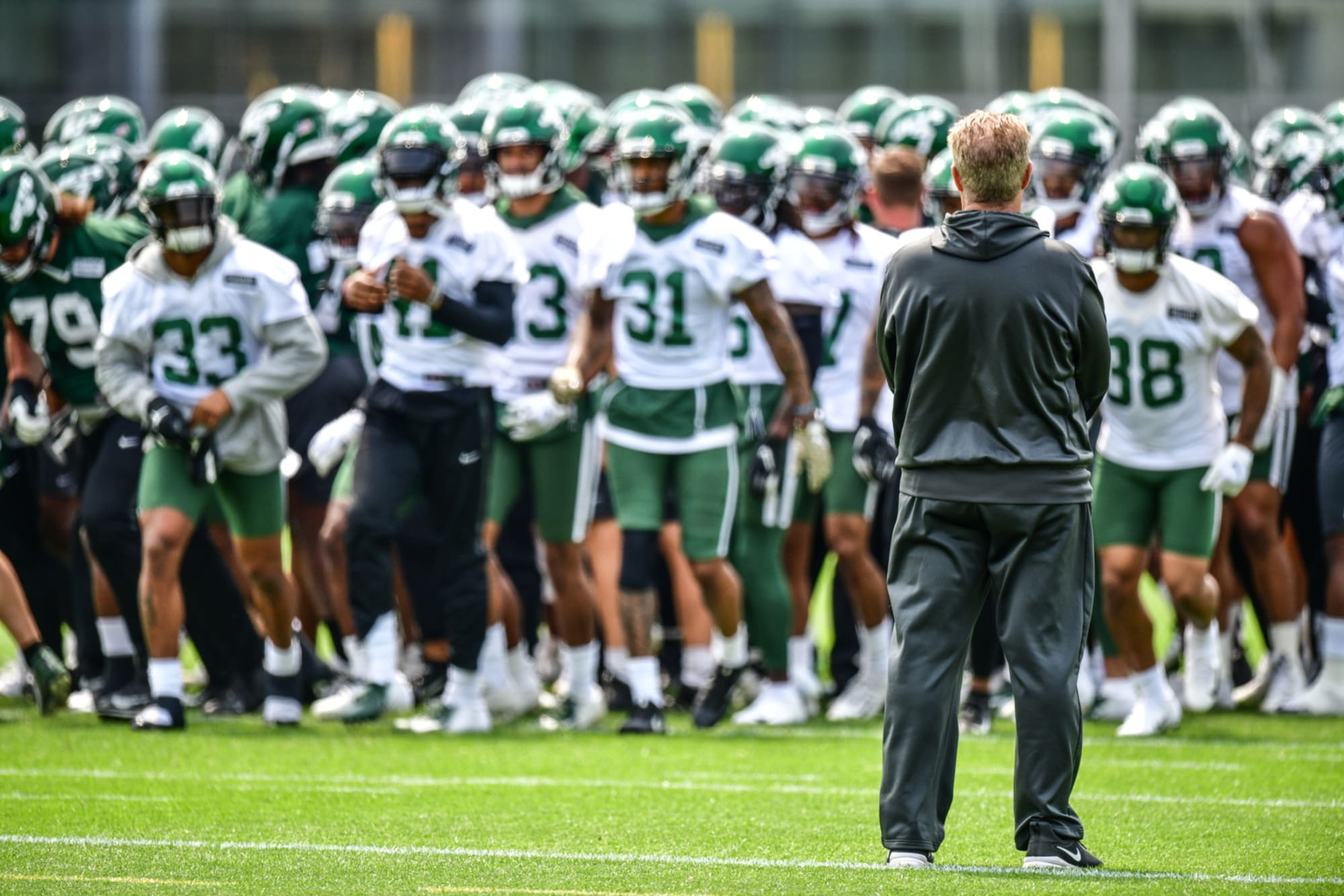 NY Jets officially given the green light to open training camp