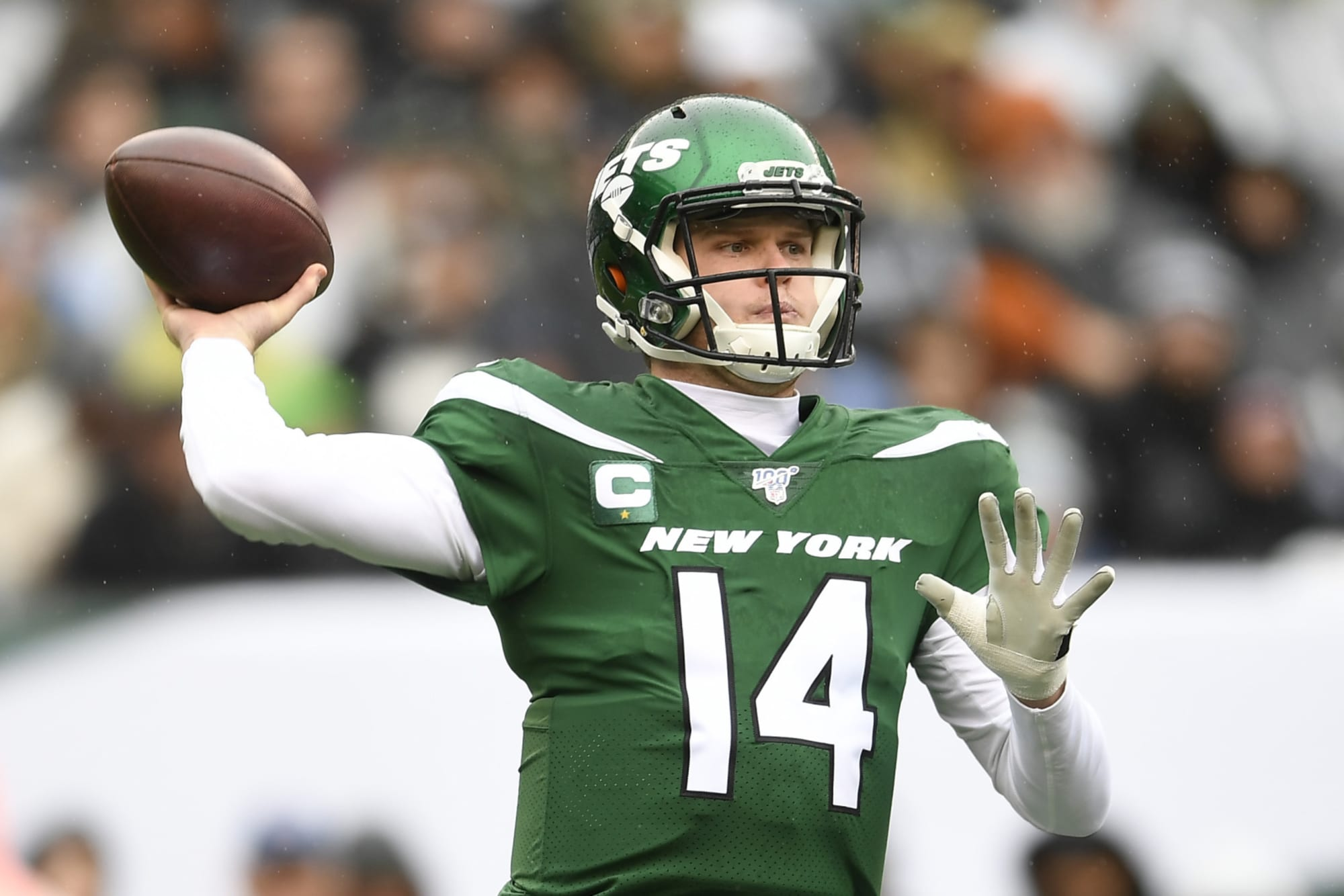 NY Jets Roundtable: Did the team do enough to get Sam Darnold help this offseason?