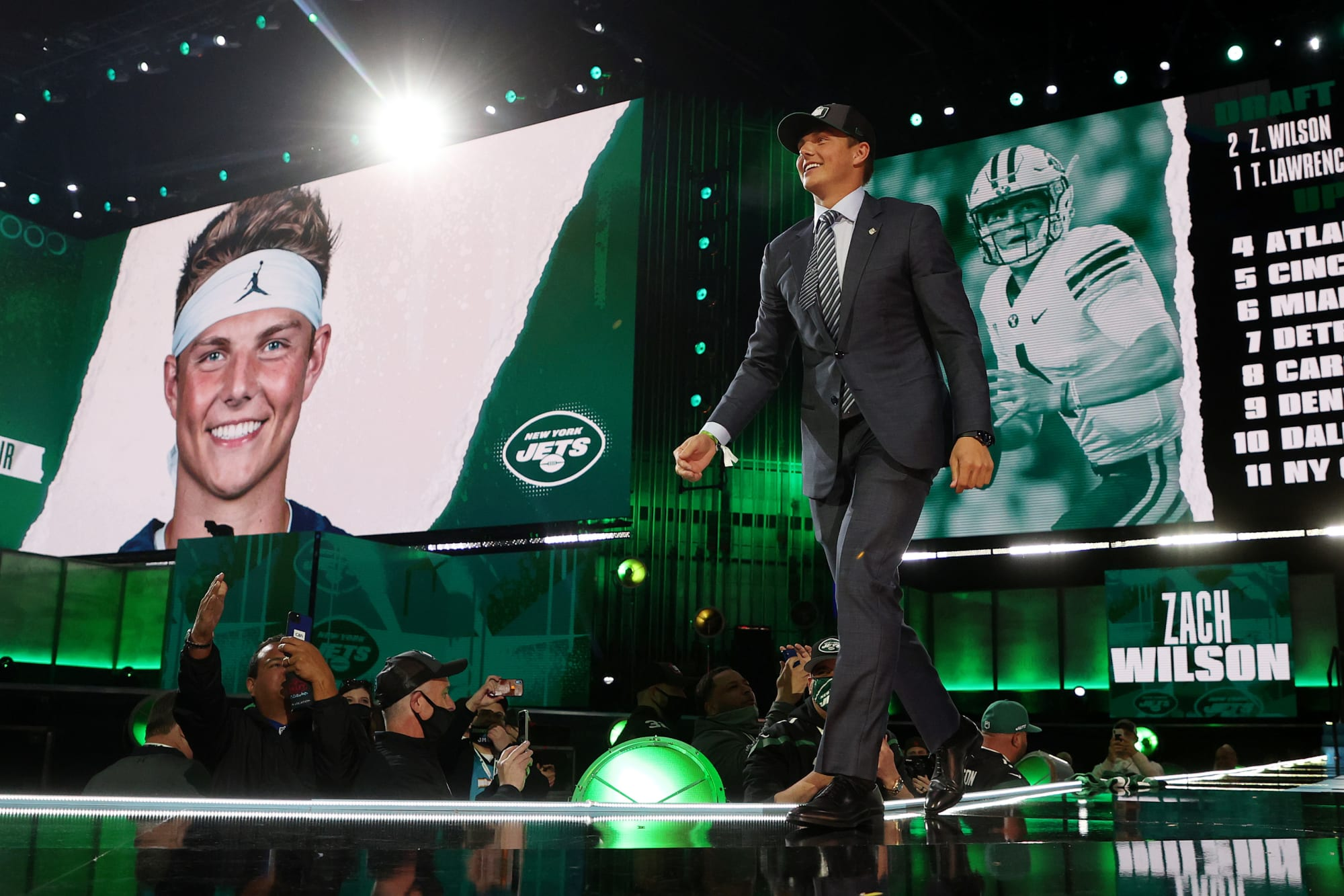 Did we just experience the greatest NY Jets draft ever?