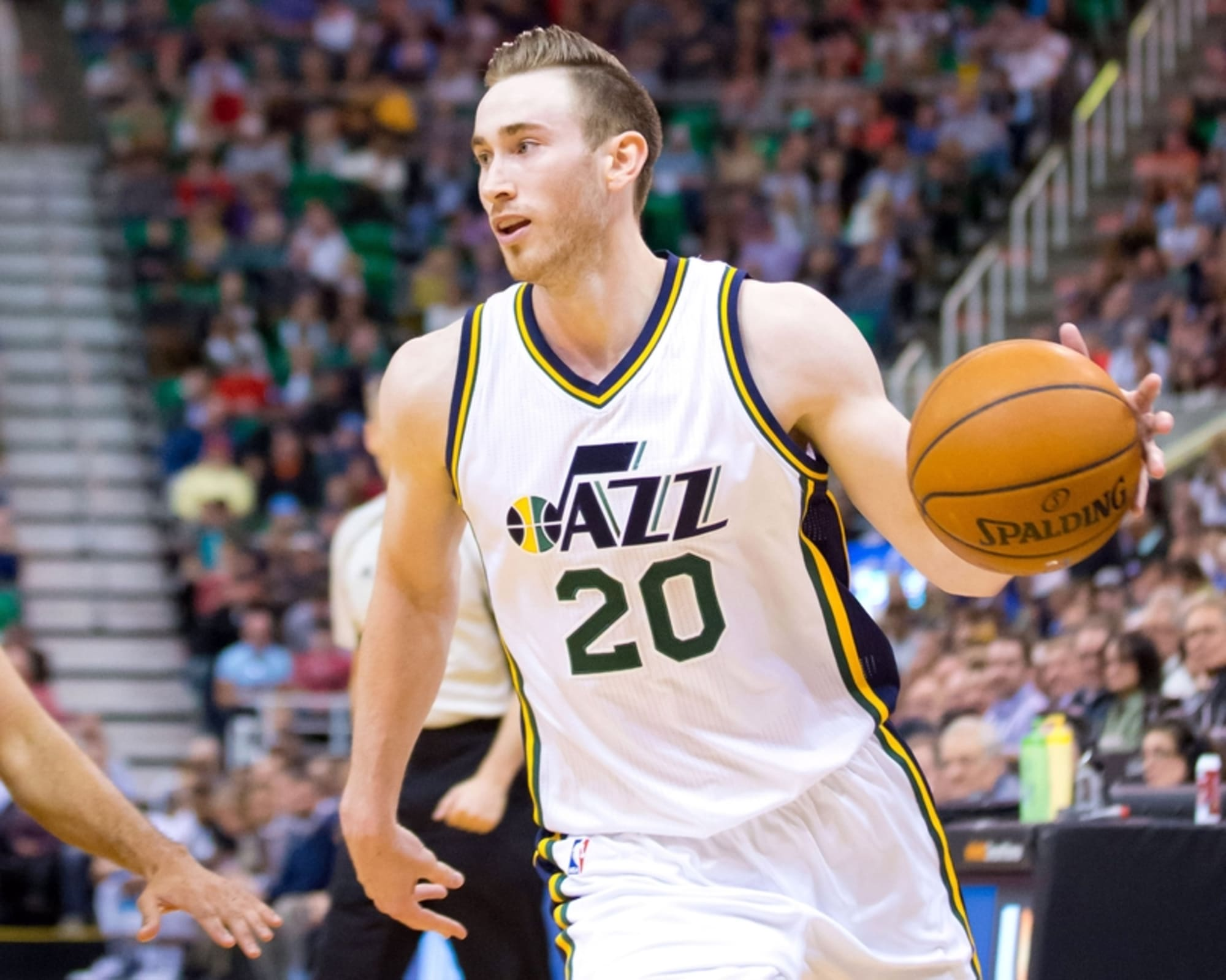 Utah Jazz 2015 16 Review Gordon Hayward