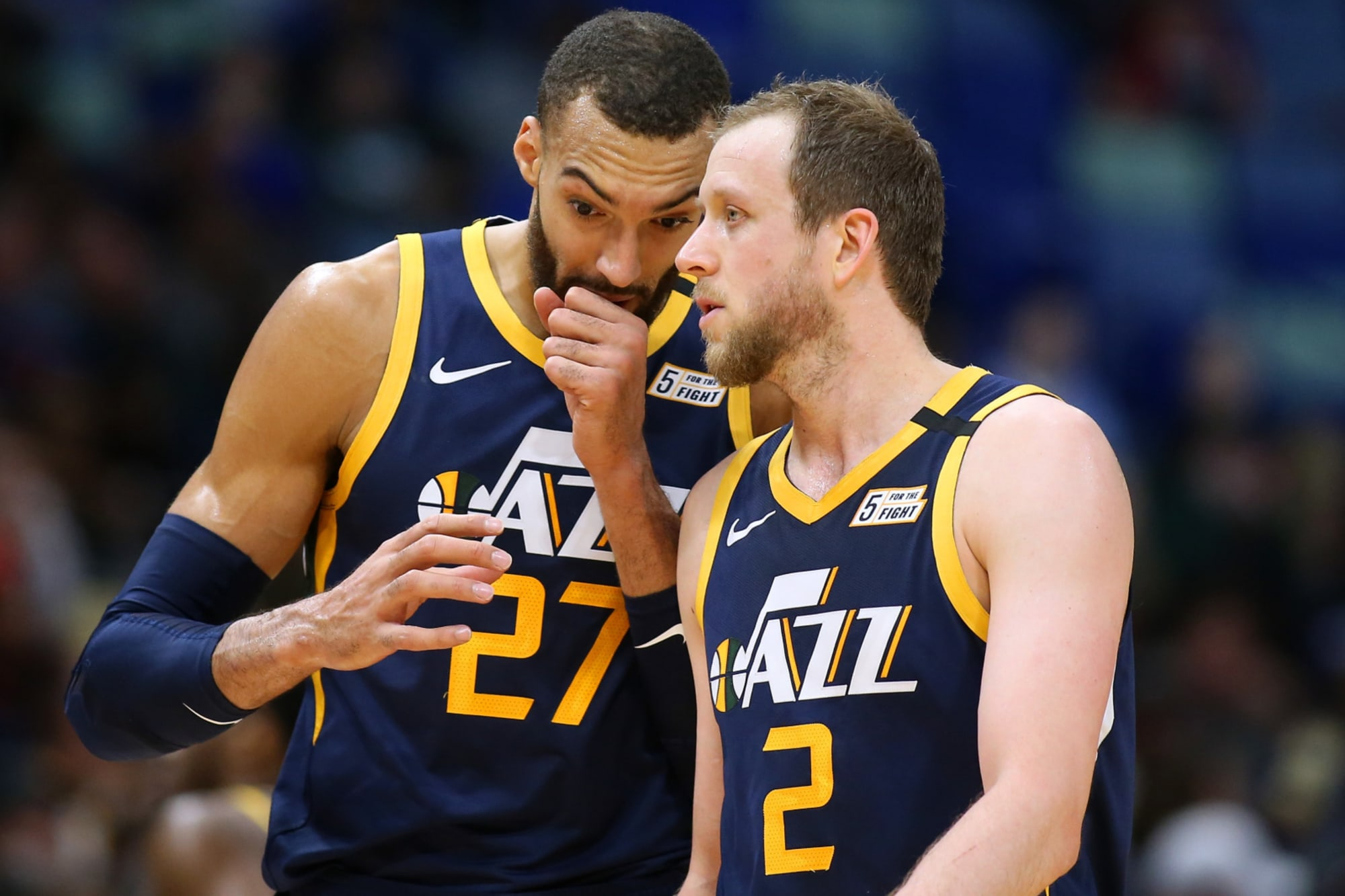 Utah Jazz: A franchise first is at stake entering Sunday