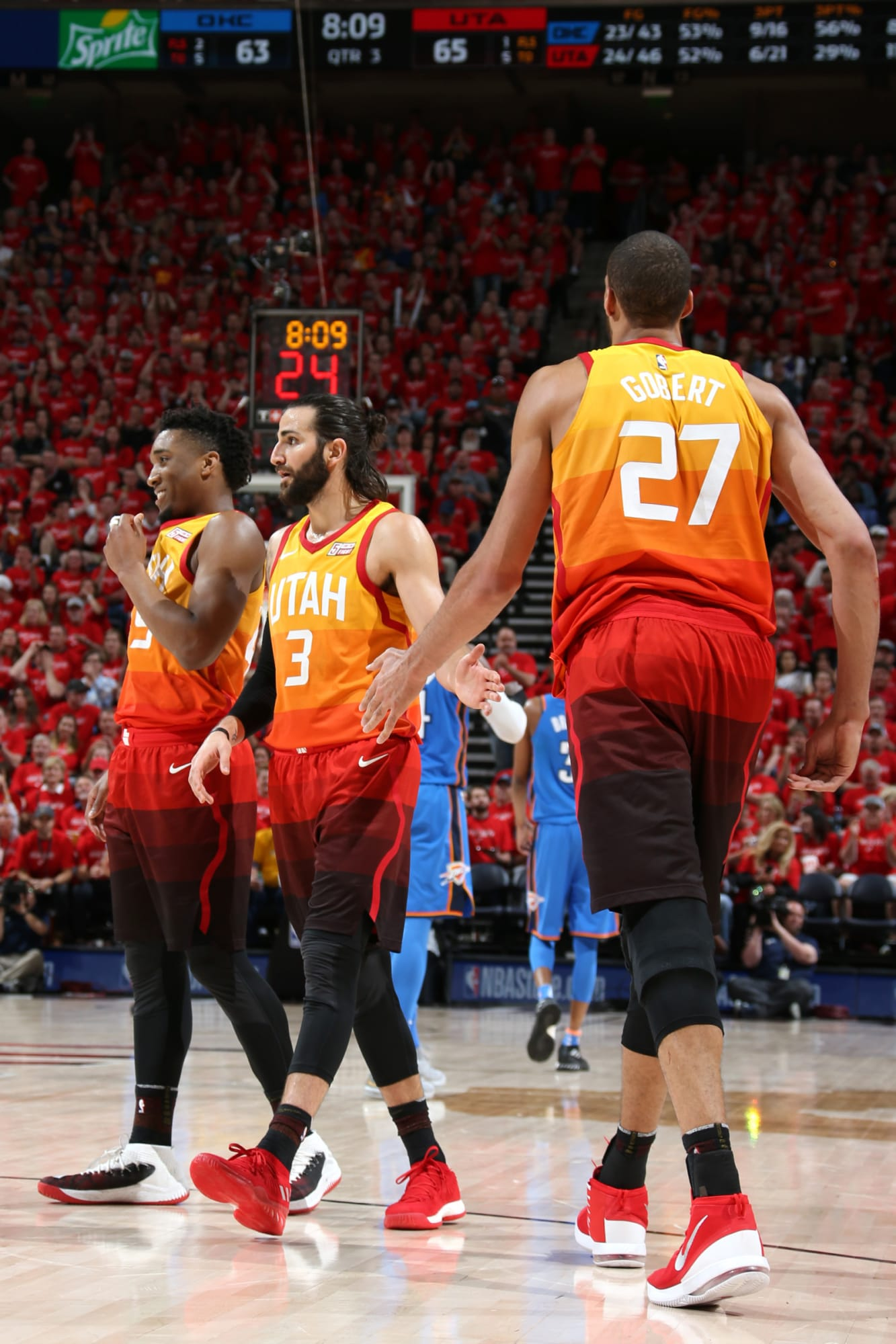 Utah Jazz vs OKC Thunder: First round may hinge on Game 4