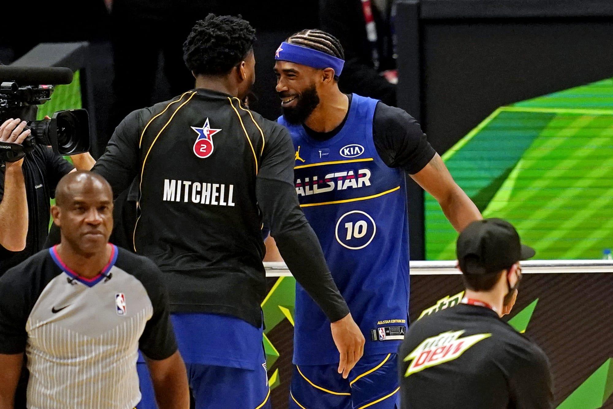 Utah Jazz: Donovan Mitchell cracks code about Mike Conley's future
