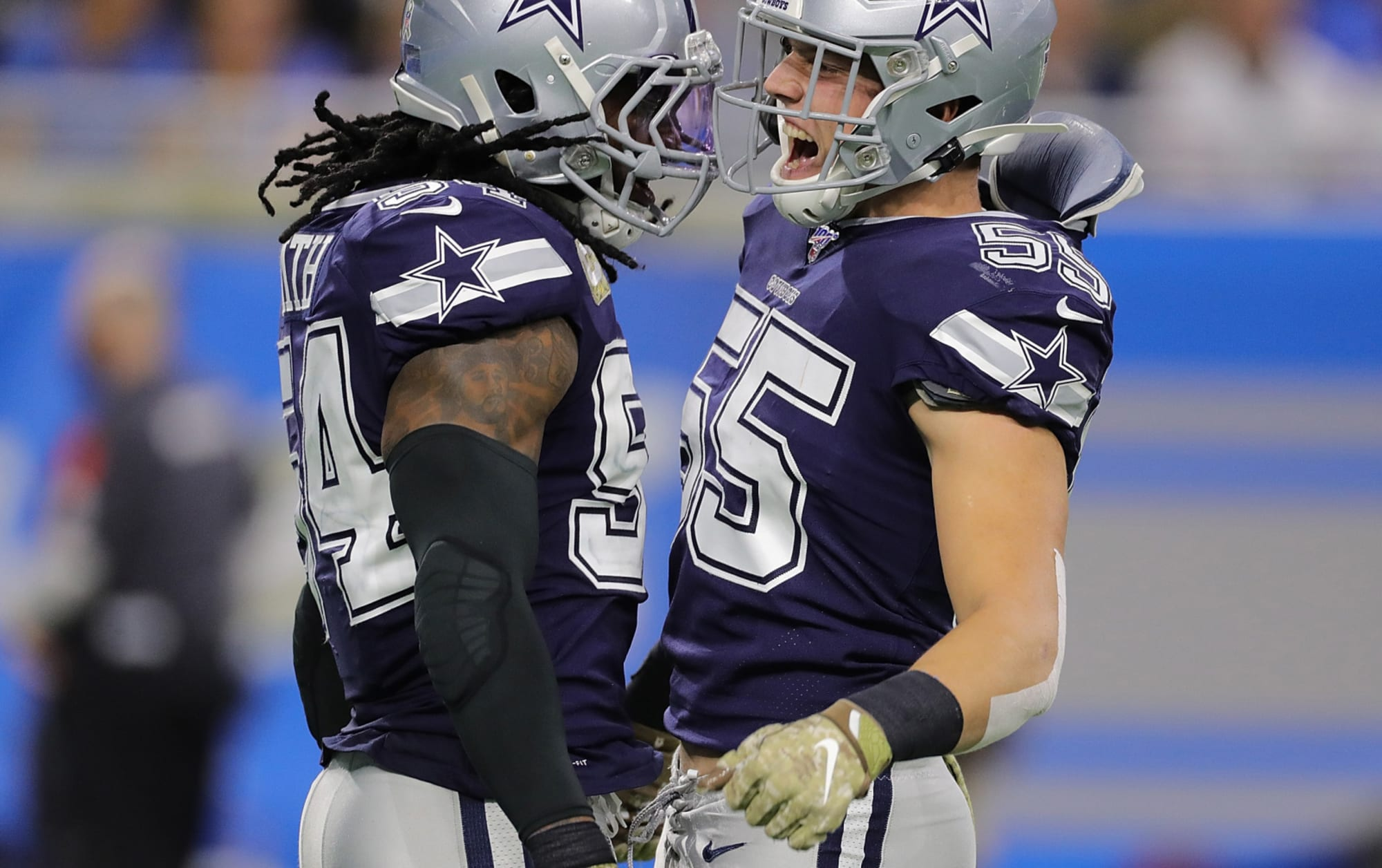 Dallas Cowboys linebackers are cream of the NFC East crop