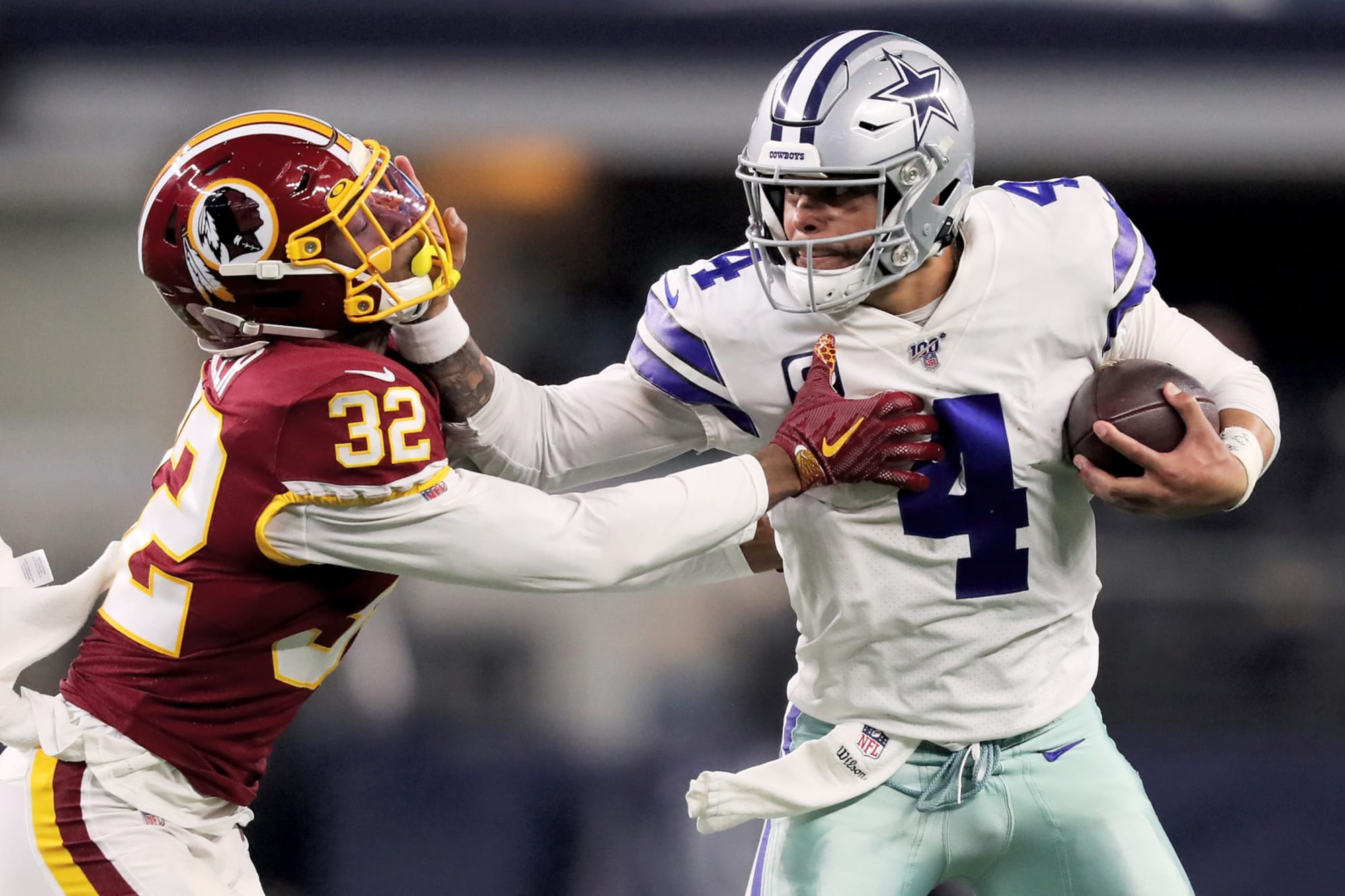 Cowboys vs Washington Odds and Predictions