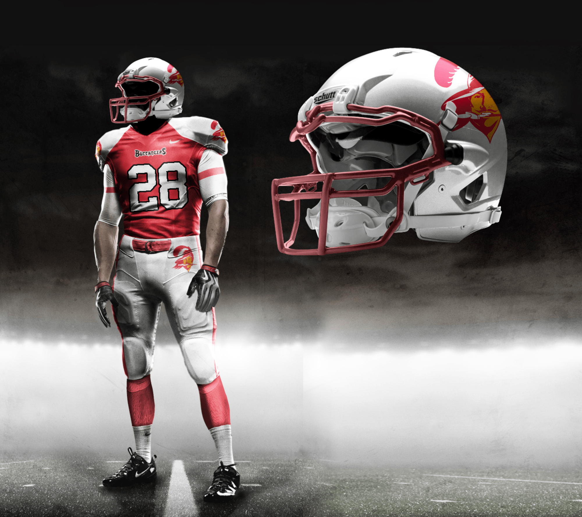 could nike be planning big changes to the buccaneers uniforms could nike be planning big changes to