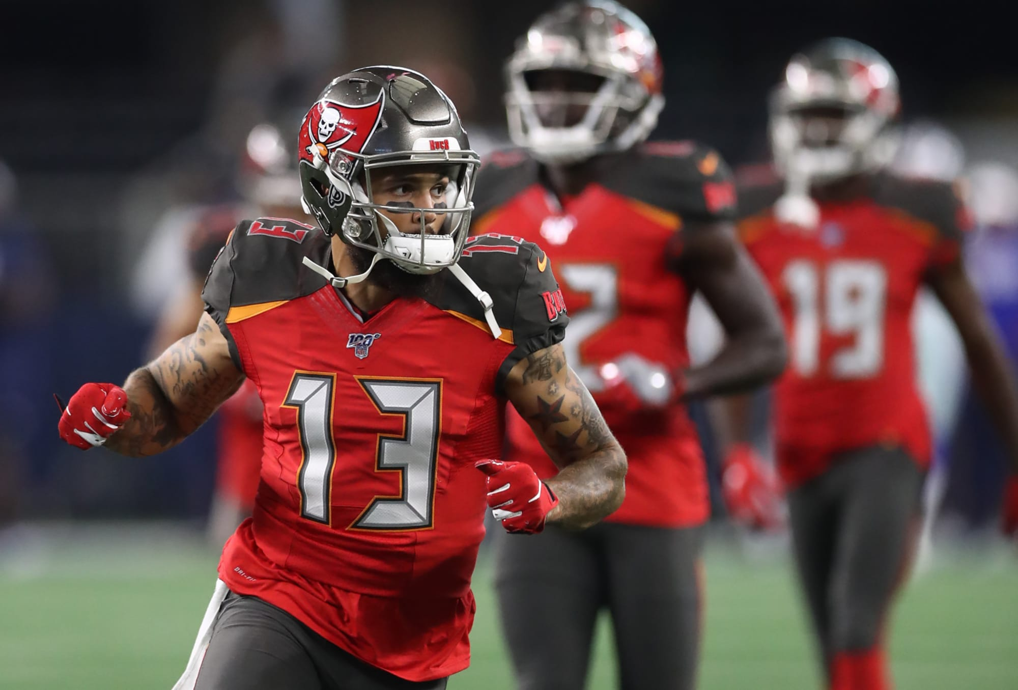 Mike Evans Chris Godwin Give Buccaneers Best Duo In The League