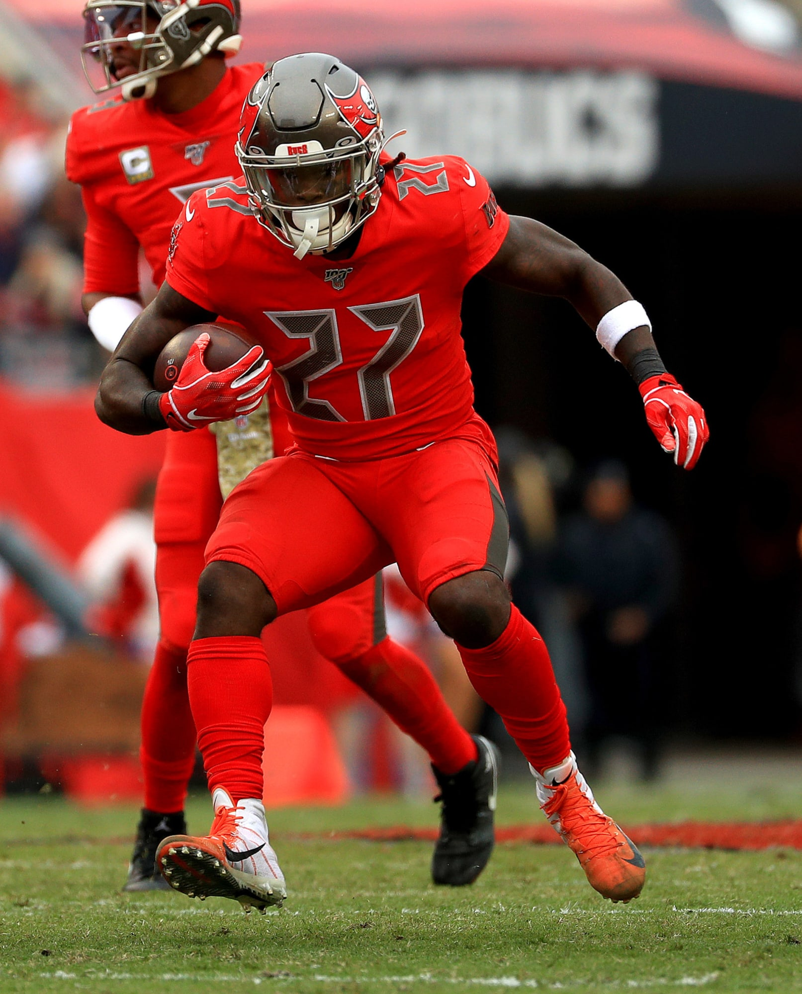 Ronald Jones Can Have Bright Future With Buccaneers