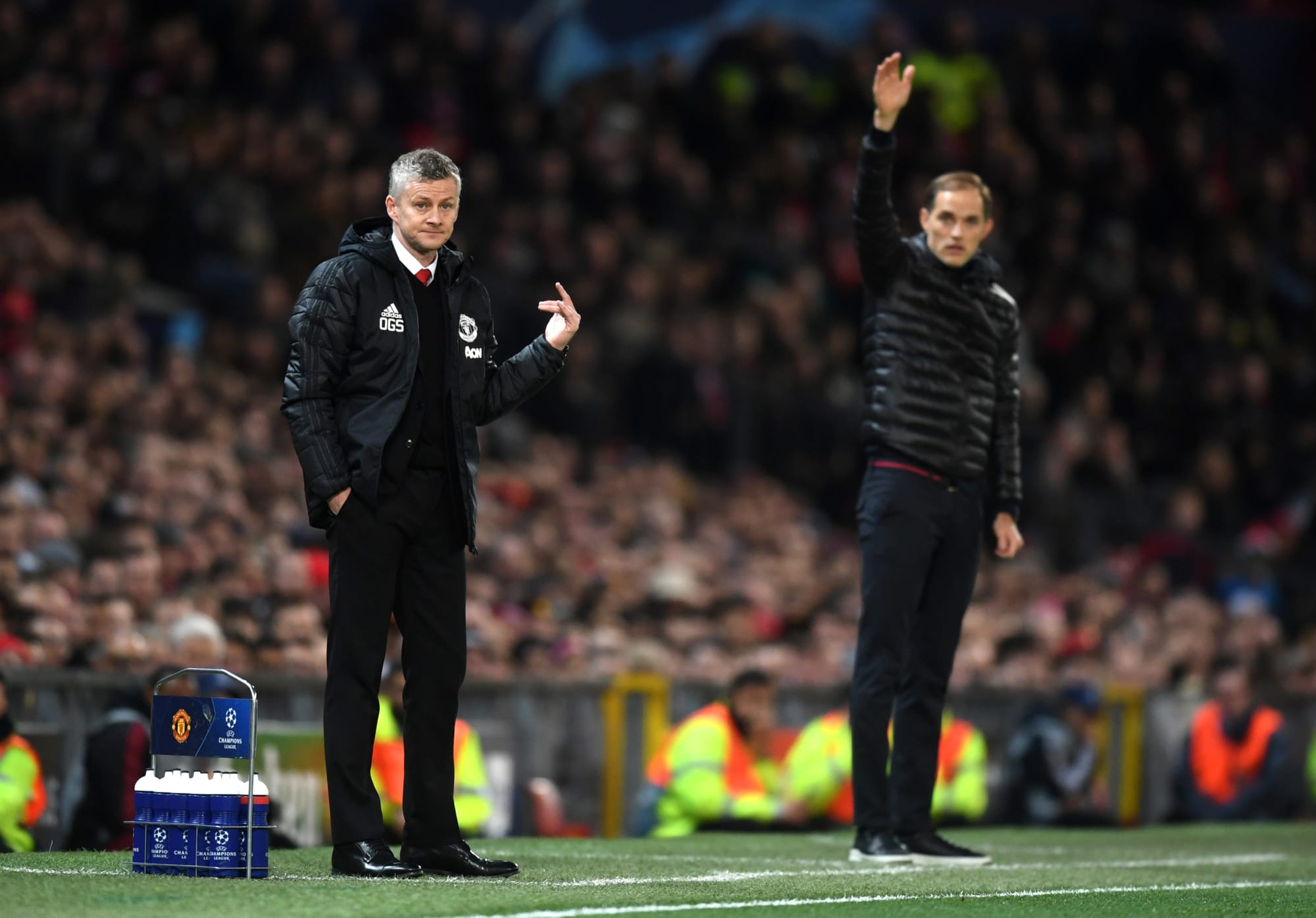 The situation at Manchester United is eerily similar to Chelsea