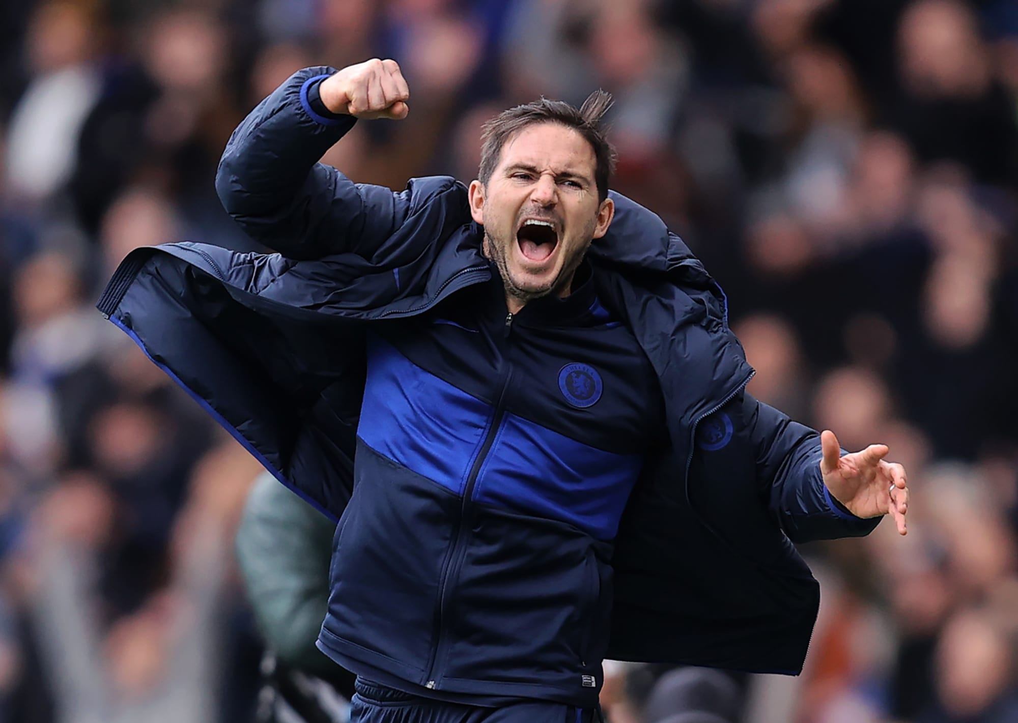 Chelsea making top four: A job only Frank Lampard could accomplish
