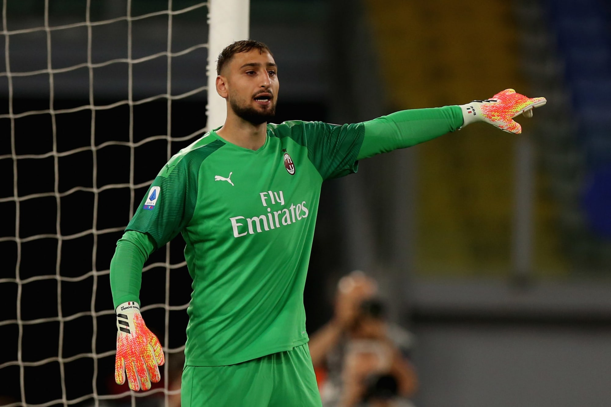 Chelsea's pursuit of Gianluigi Donnarumma as potential free agency looms