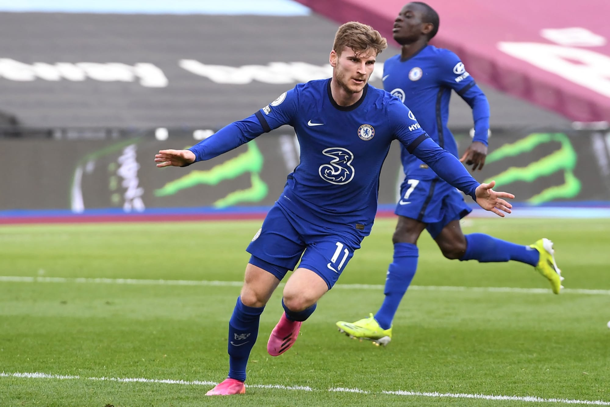 Why Timo Werner may work better on the wing for Chelsea